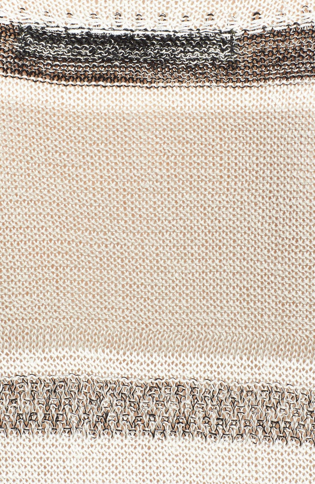 Alternate Image 3  - Enza Costa Linen Knit Sweater