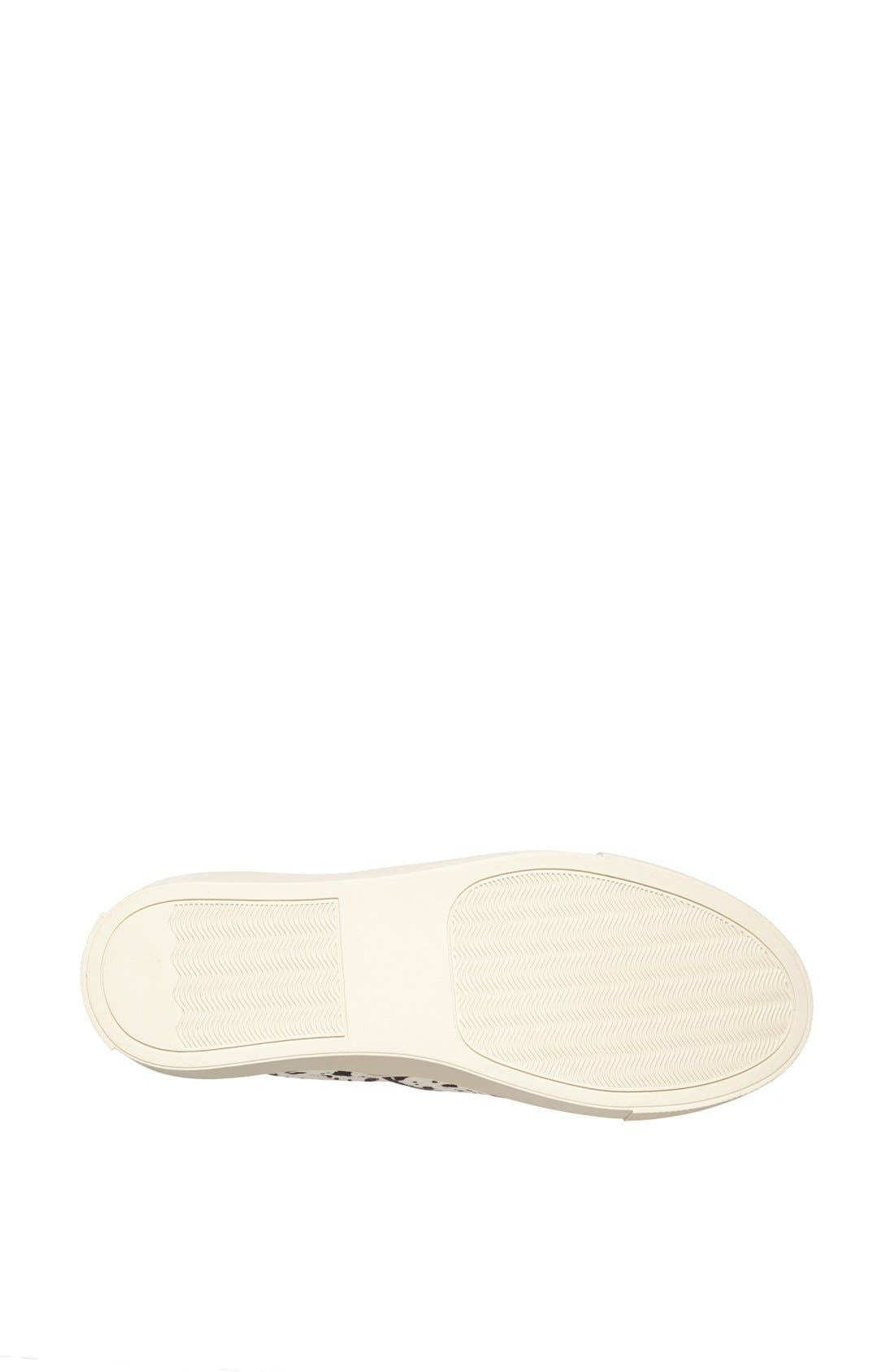 Alternate Image 4  - Steve Madden 'Ecentric' Pony Hair Flat
