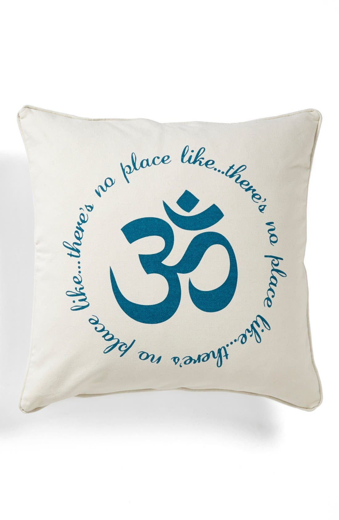 Alternate Image 1 Selected - Levtex 'No Place Like Om' Pillow