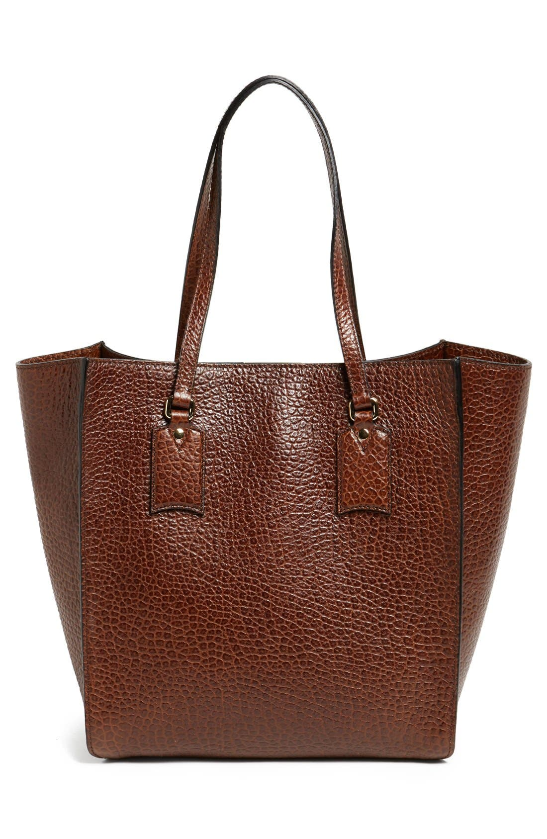Alternate Image 4  - Burberry 'Woodbury - Medium' Leather Tote