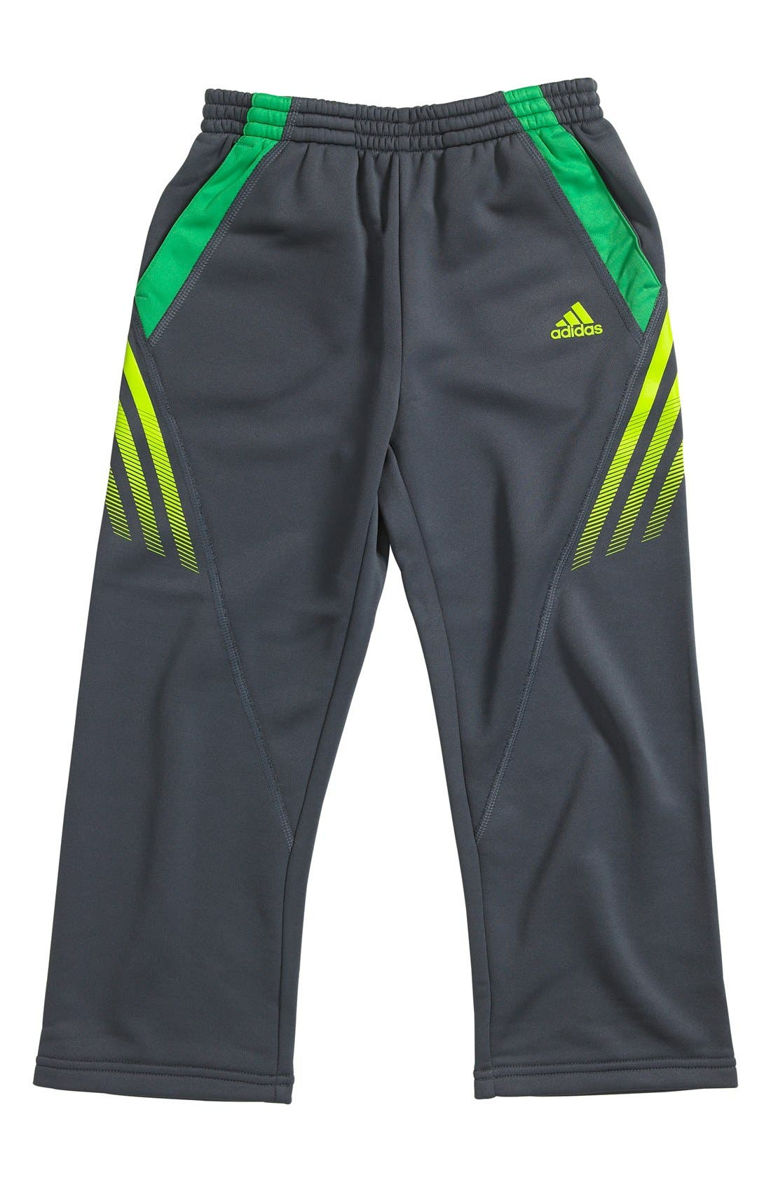 Alternate Image 1 Selected - adidas 'Clima Striker' Pants (Little Boys)