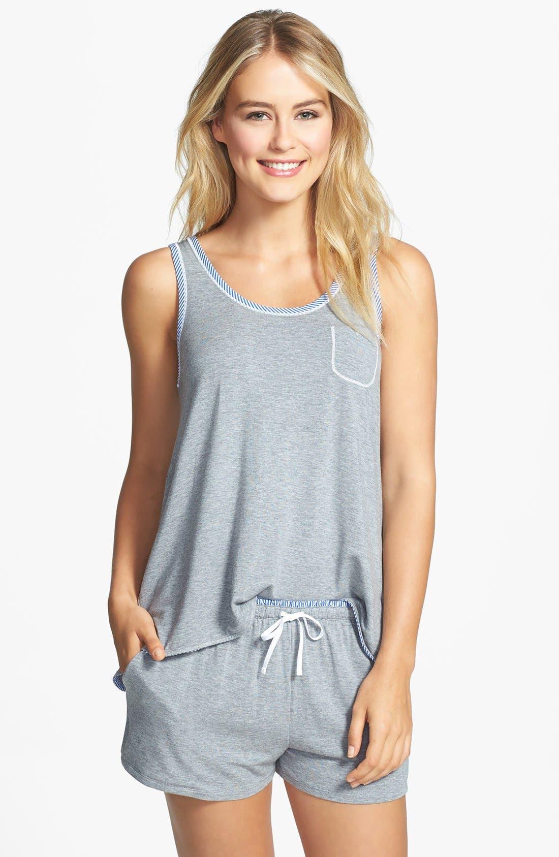 Main Image - DKNY 'After Sunset' Short Pajamas