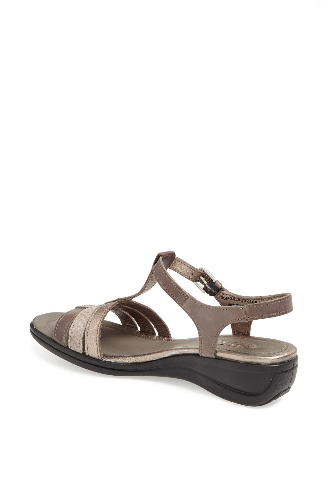 Alternate Image 2  - ECCO 'Sensata' Sandal (Regular Retail Price: $119.95)
