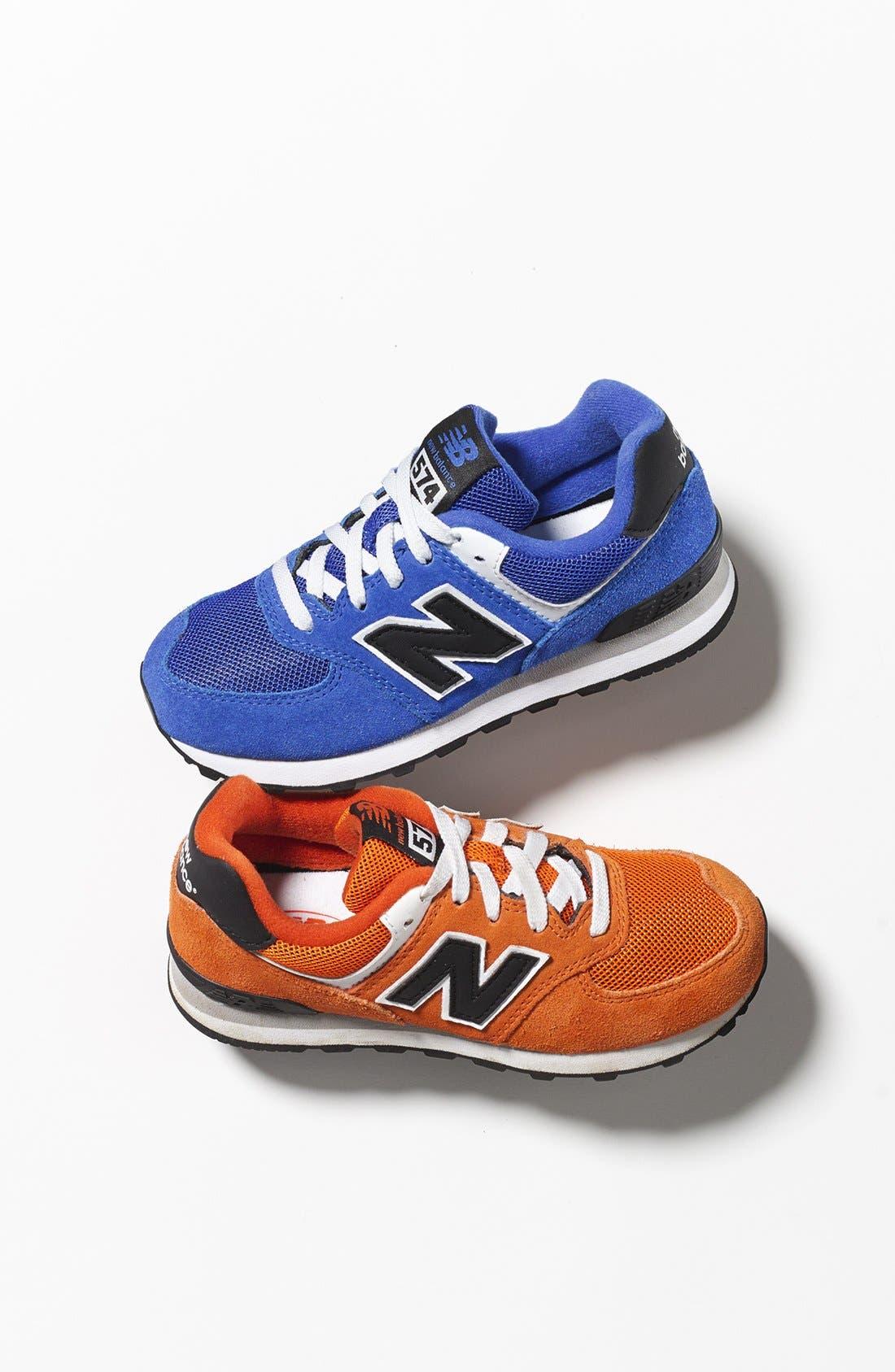 Alternate Image 5  - New Balance '574 Varsity' Sneaker (Walker)