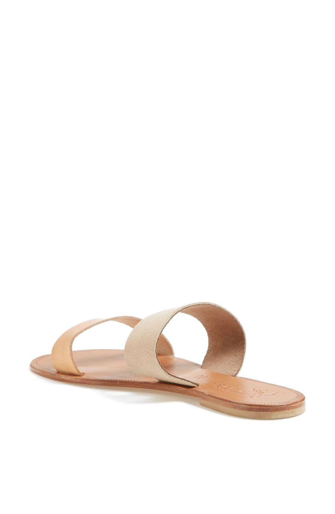 Alternate Image 2  - Joie a la Plage 'Sable' Leather Slip-On Sandal (Women)