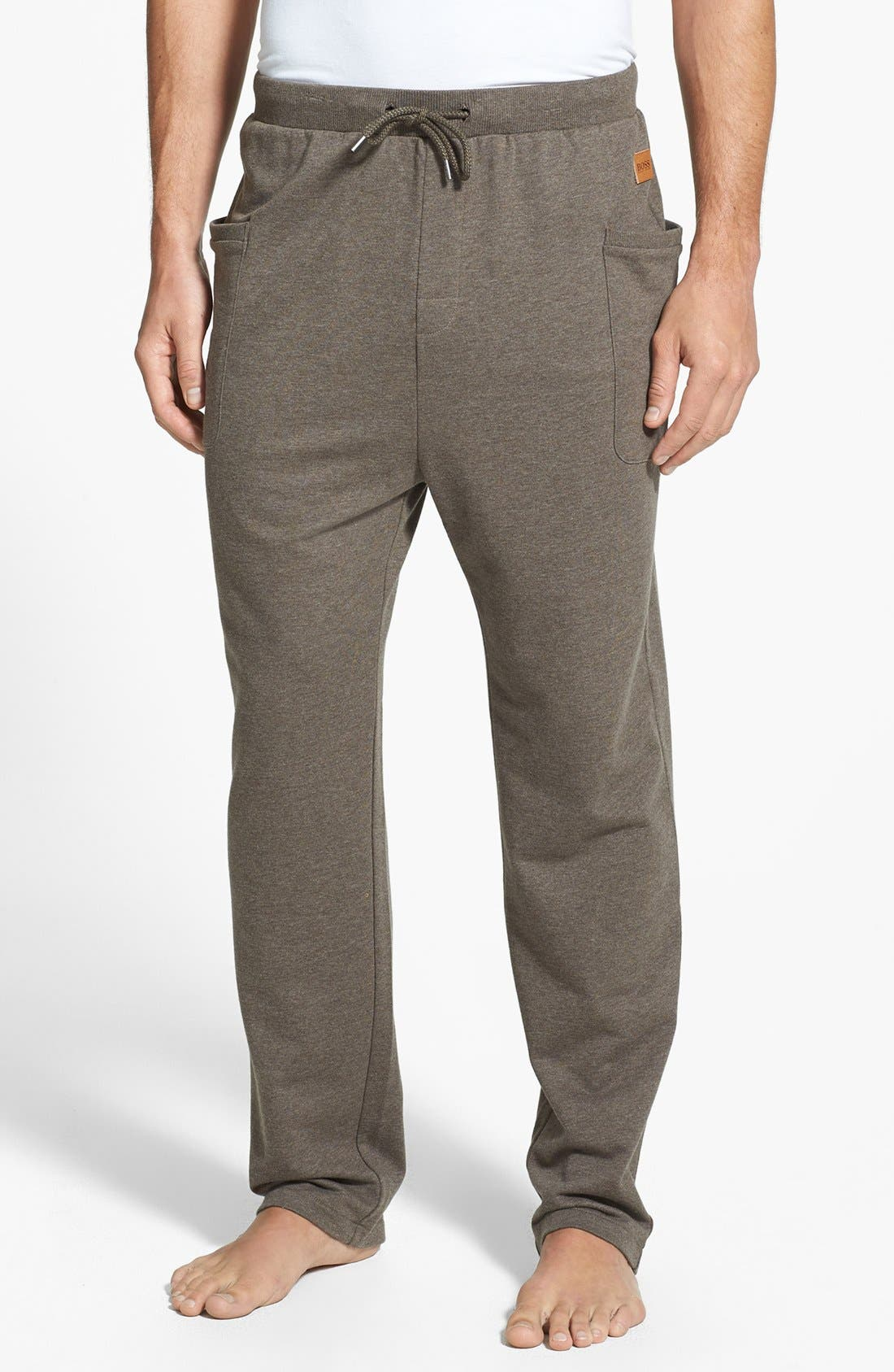 Alternate Image 1 Selected - BOSS HUGO BOSS 'Innovation 6' Lounge Pants