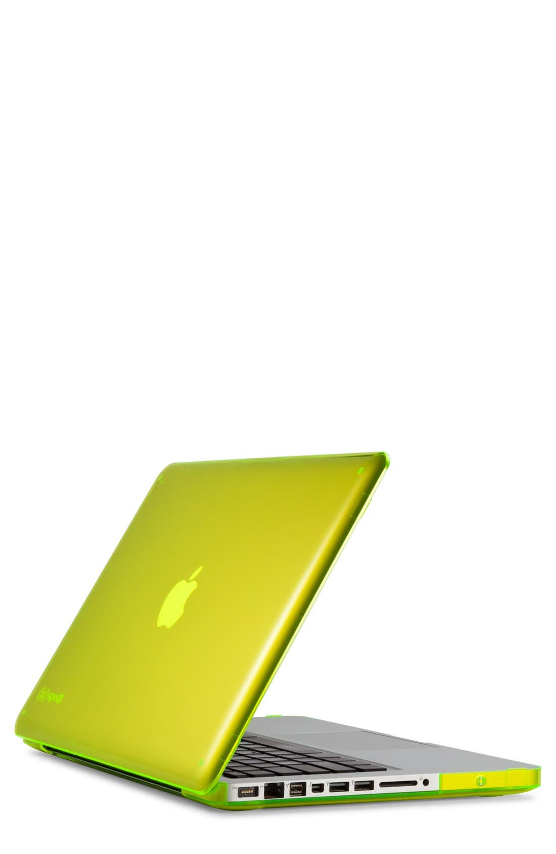 Alternate Image 1 Selected - Speck 'SmartShell' Snap-On MacBook Pro Laptop Case (13 Inch)
