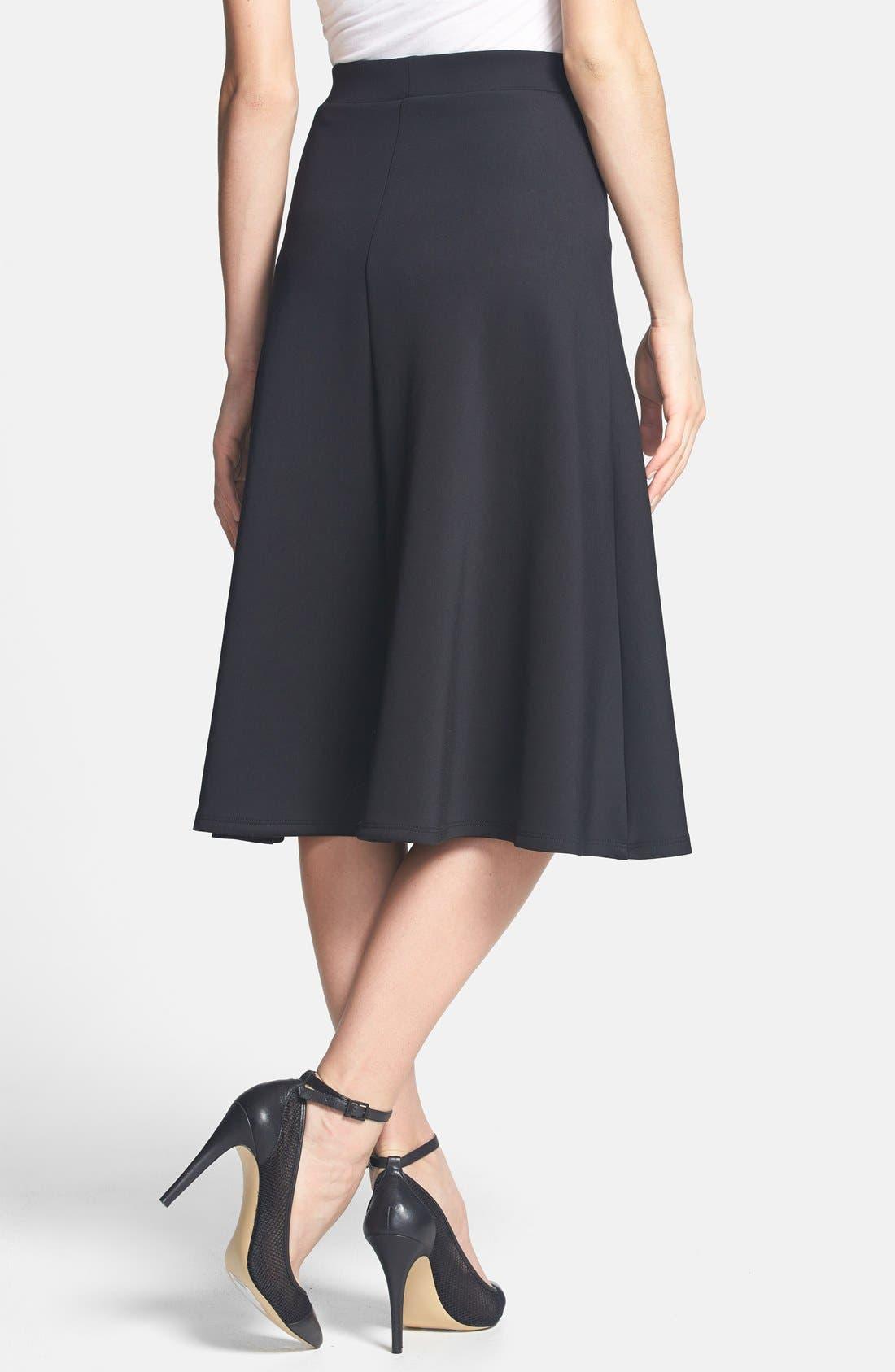 Alternate Image 2  - Bailey 44 'Swingin' A-Line Midi Skirt