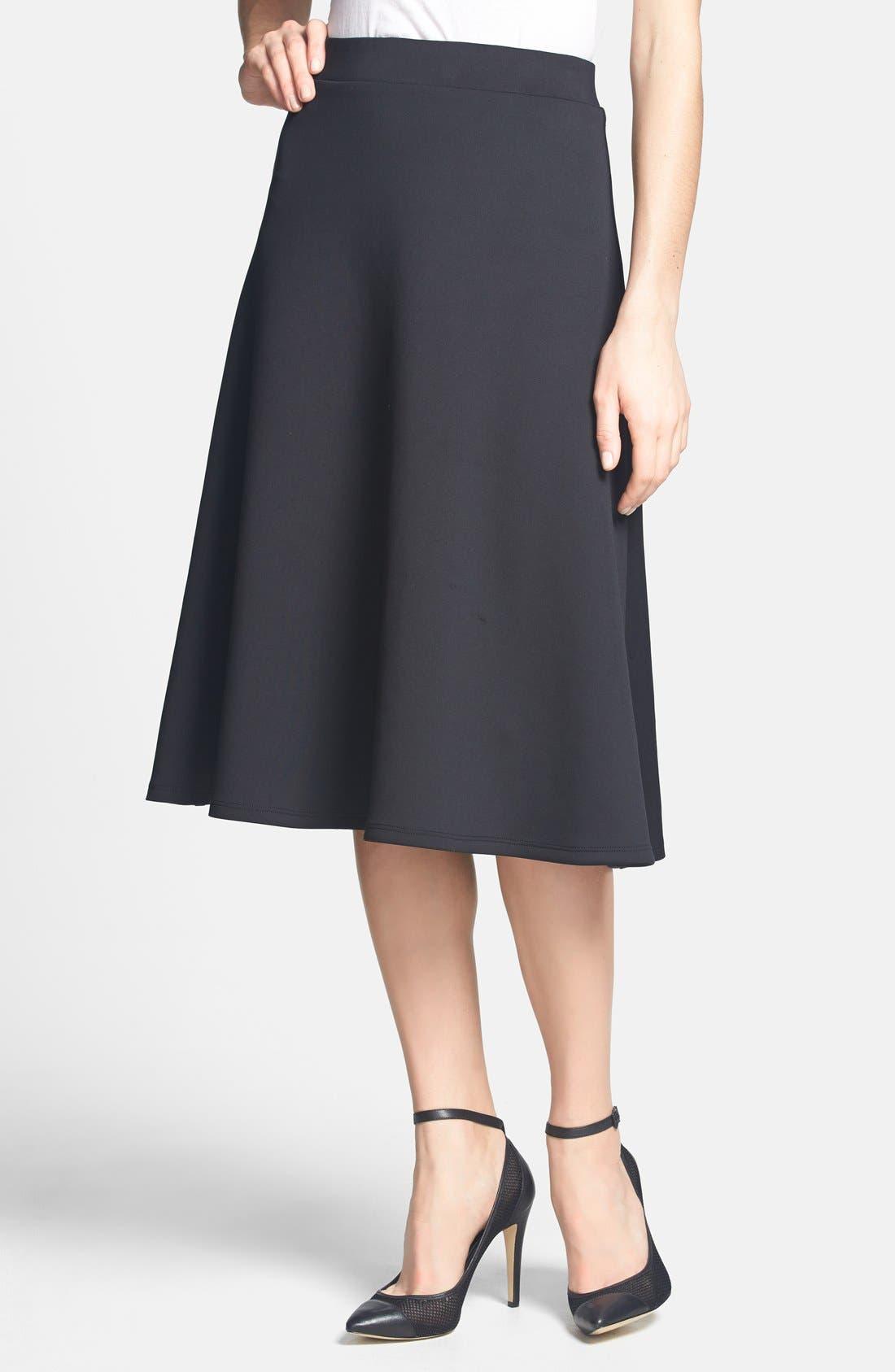 Alternate Image 1 Selected - Bailey 44 'Swingin' A-Line Midi Skirt