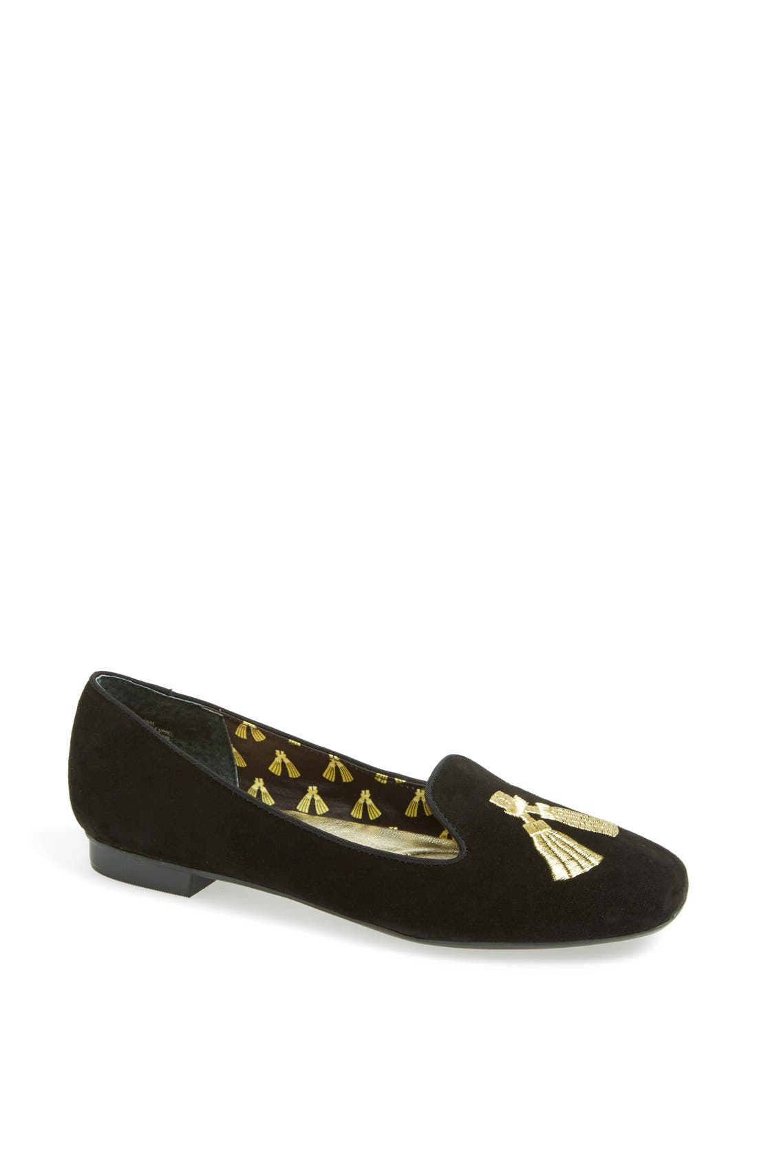 Alternate Image 1 Selected - Isaac Mizrahi New York 'Kimil' Smoking Slipper