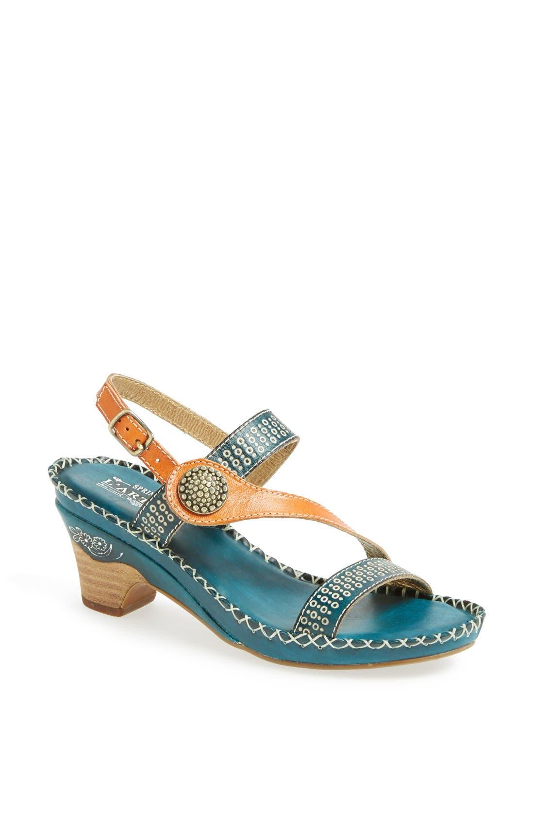 Alternate Image 1 Selected - Spring Step 'Dreamer' Sandal