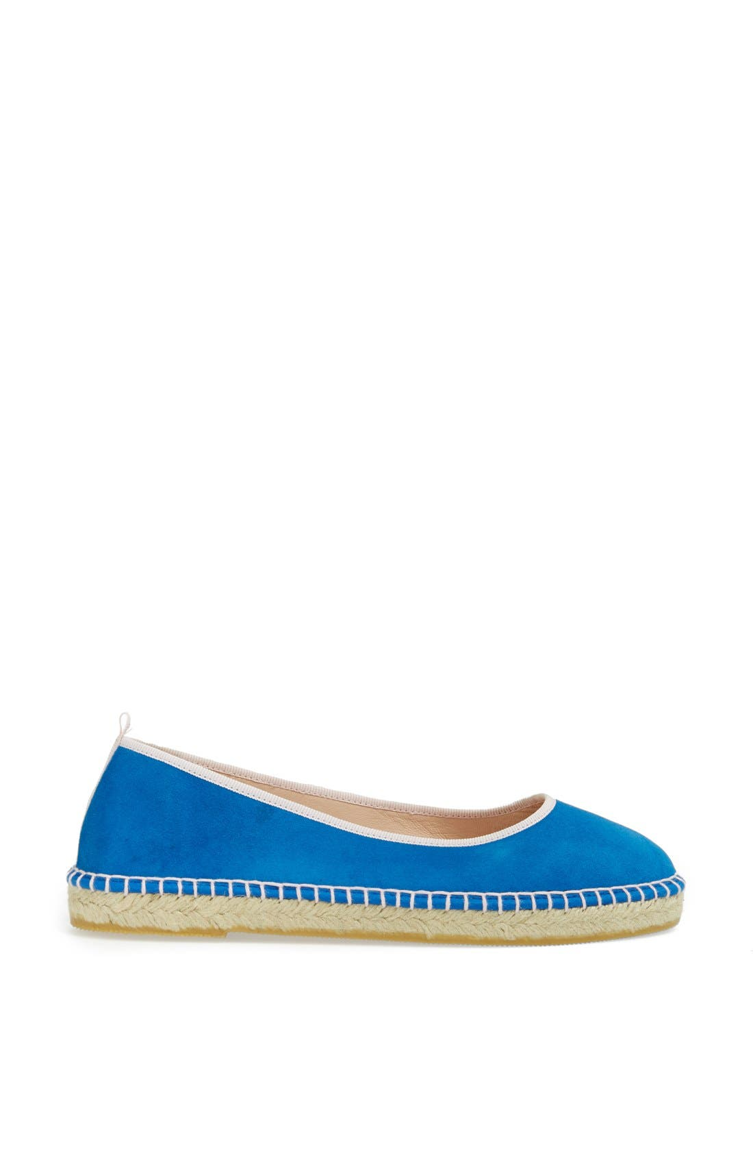 Alternate Image 4  - SJP 'Billie' Suede Flat (Nordstrom Exclusive)