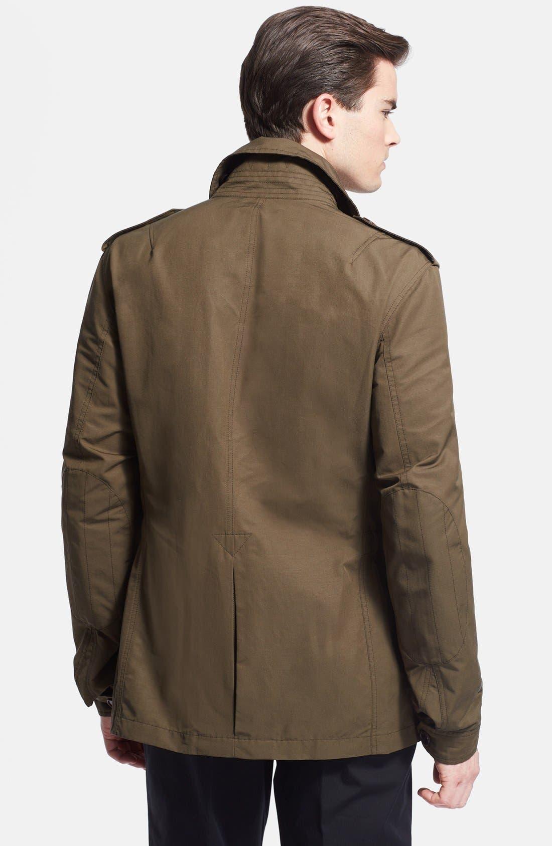 Alternate Image 2  - Ralph Lauren Black Label Military Jacket