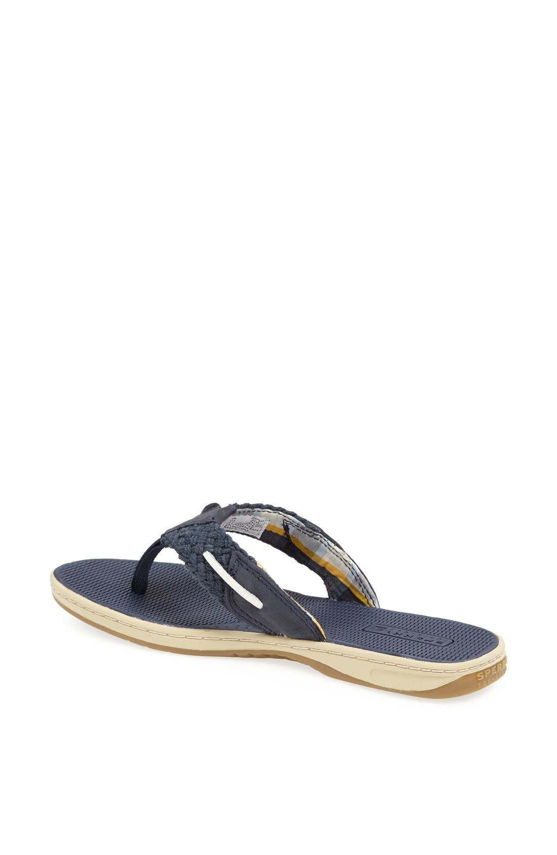 Alternate Image 2  - Sperry Top-Sider® 'Parrotfish' Thong Sandal