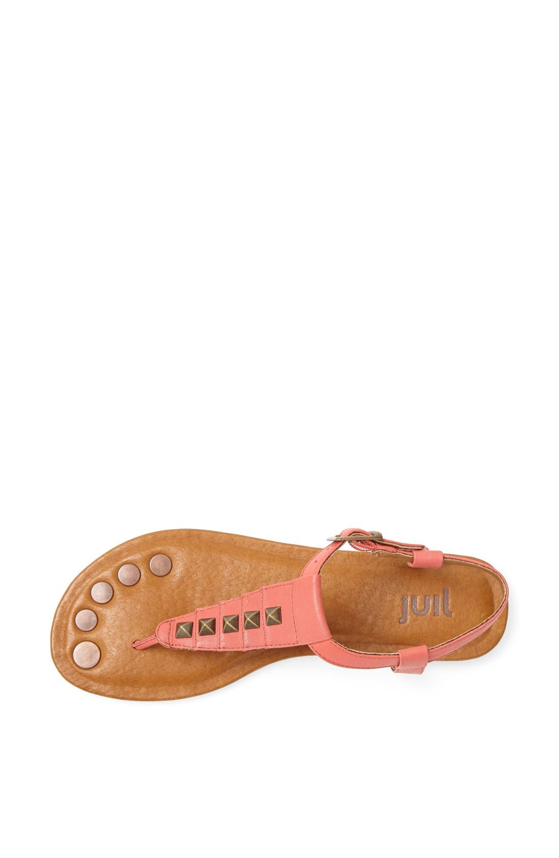 Alternate Image 3  - Juil 'Kava' Grounded Leather Sandal