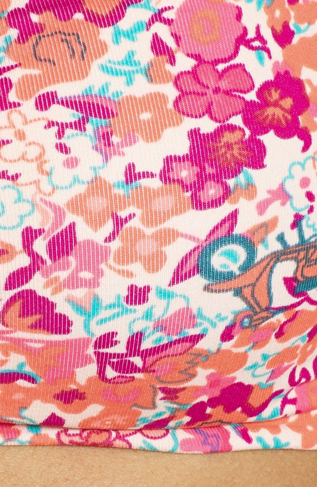 Alternate Image 7  - Maaji 'Charming Pirate' Flutter Bikini Top