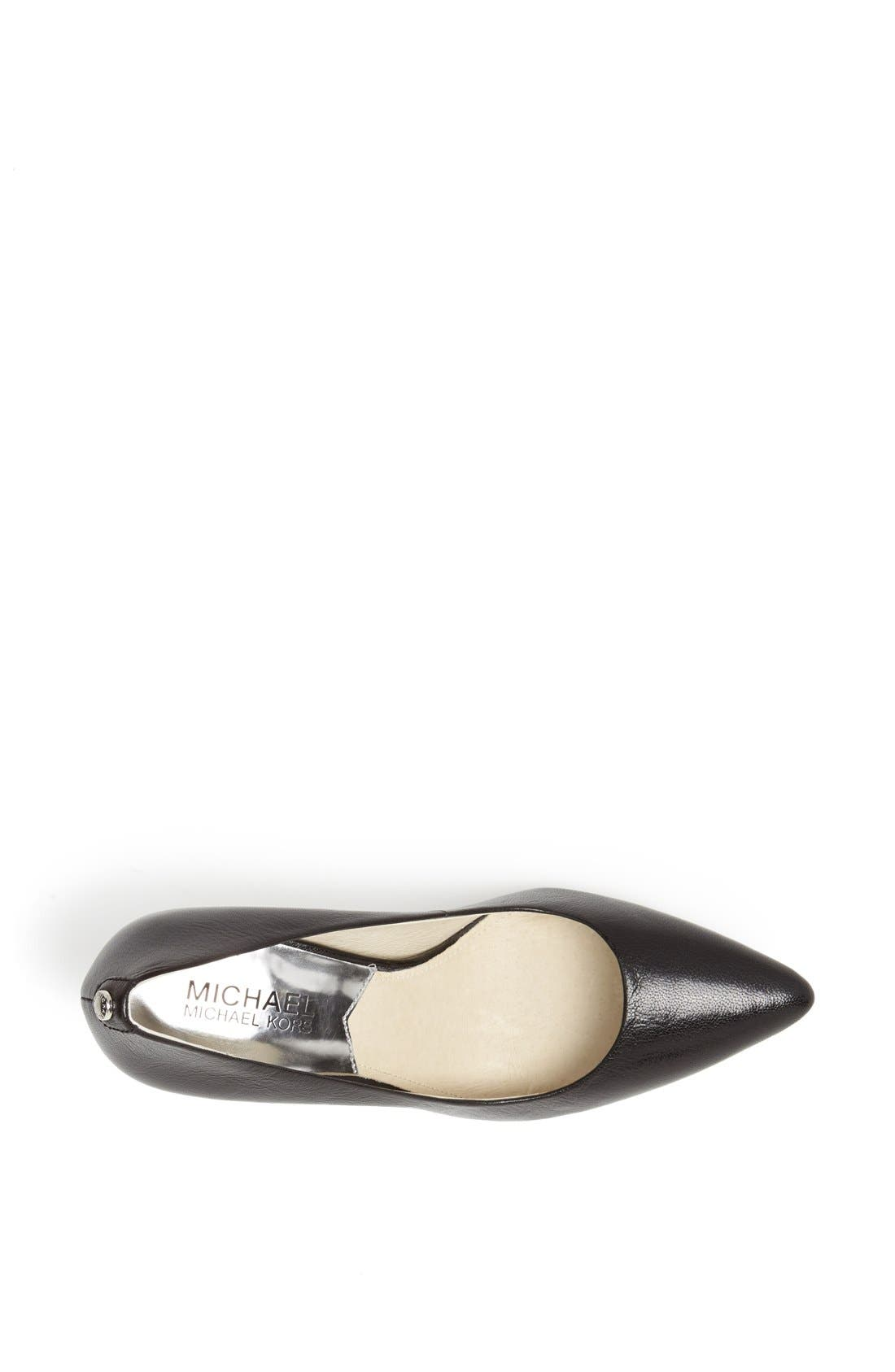 Alternate Image 3  - MICHAEL Michael Kors 'Flex' Pump (Women)