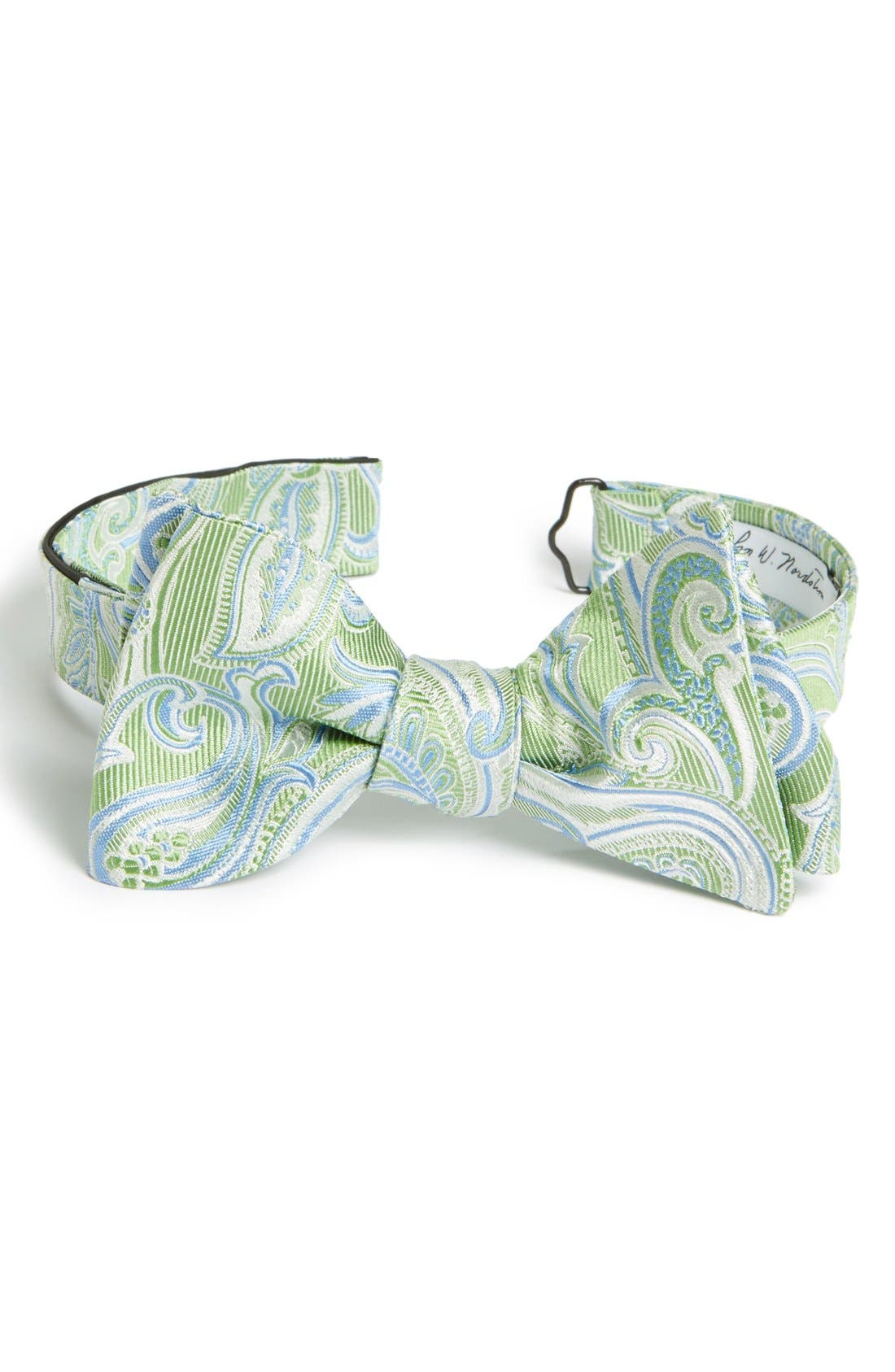 Main Image - John W. Nordstrom® Silk Bow Tie
