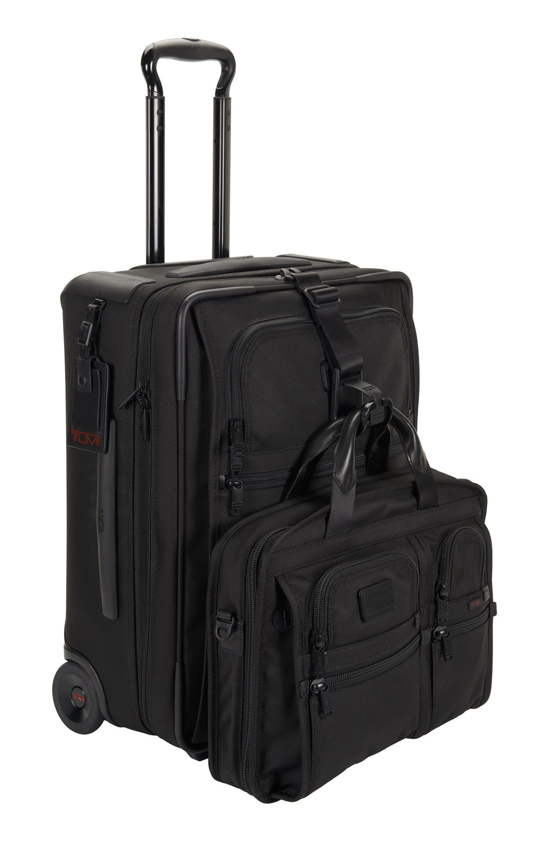 Alternate Image 5  - Tumi 'Alpha 2' Continental Carry-On (22 Inch)