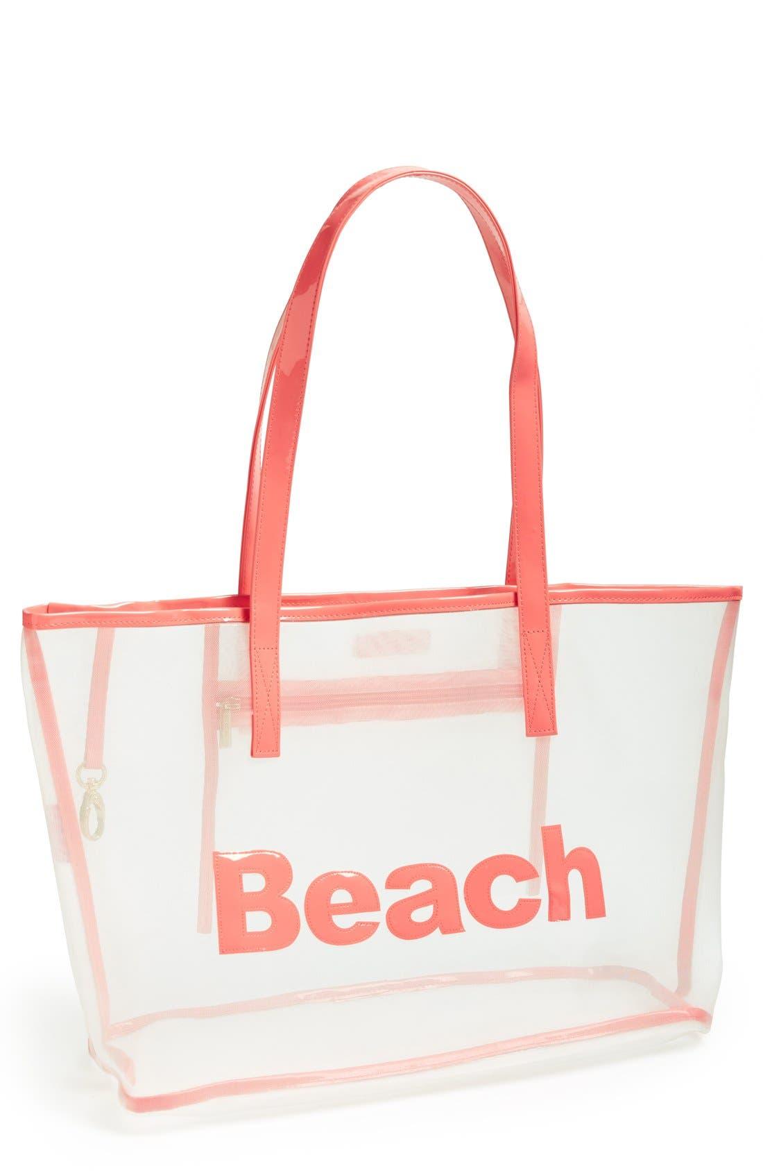 Main Image - Lolo 'Amy - Beach' Mesh Tote