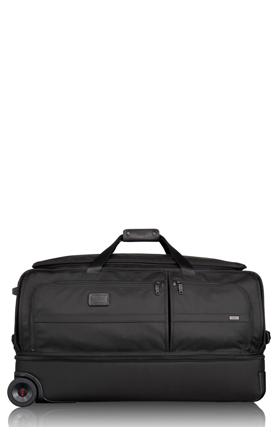 Tumi 'Alpha 2' Rolling Two-Wheel Duffel Bag (31 Inch)