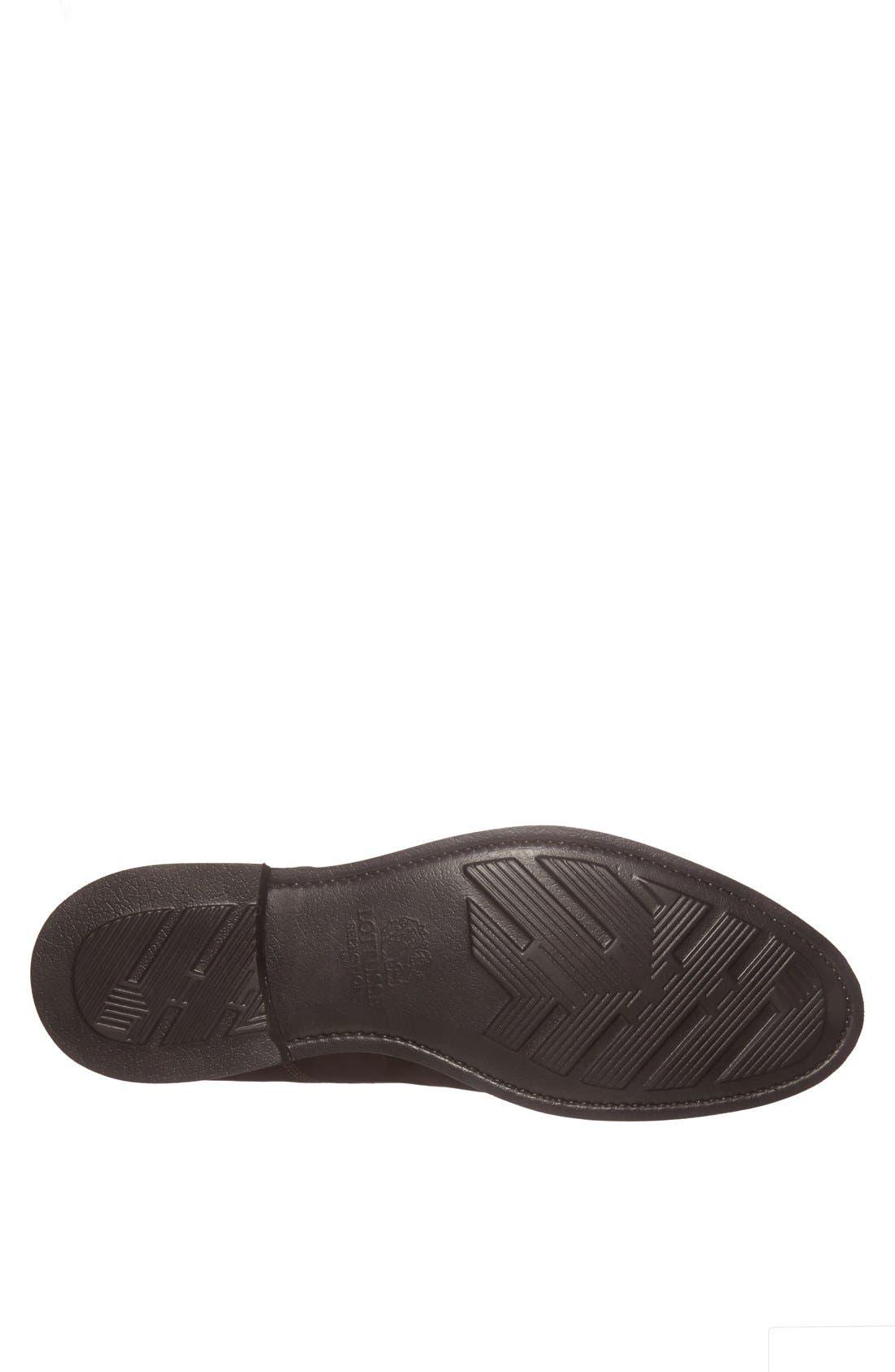 Alternate Image 4  - Lottusse Leather Plain Toe Derby