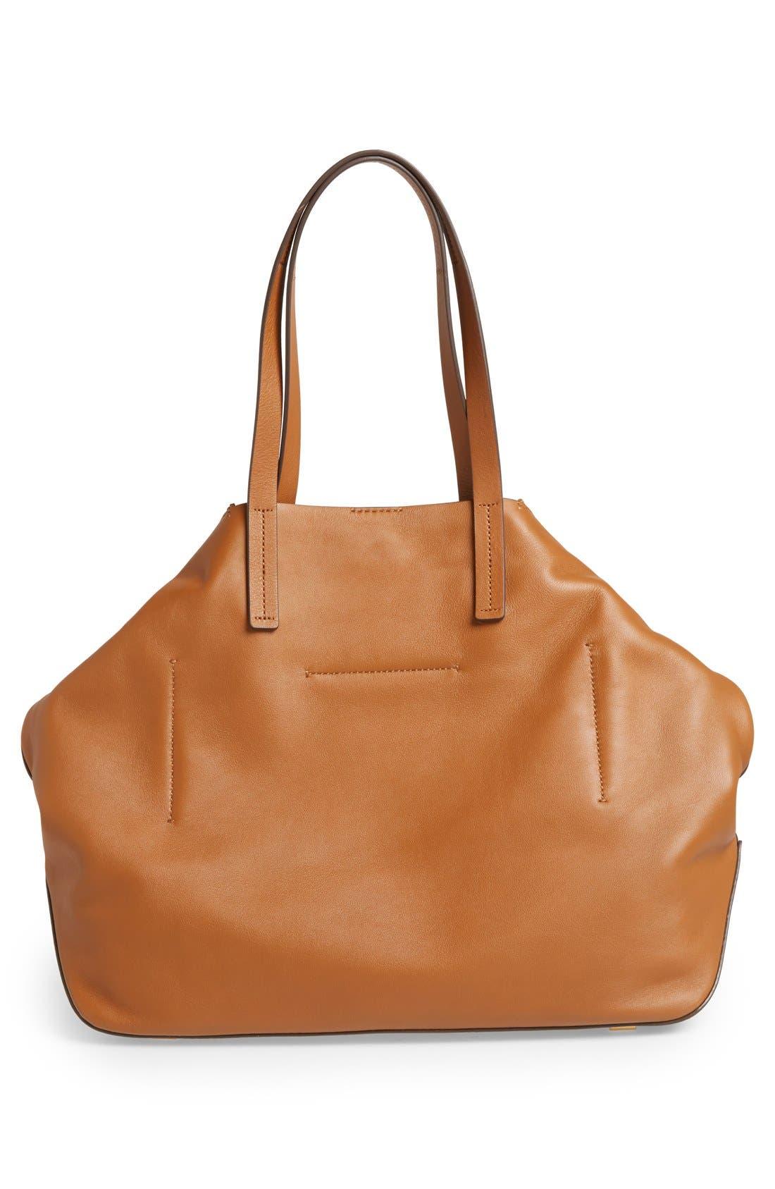 Alternate Image 4  - Michael Kors 'Large Miranda' Leather Shopper