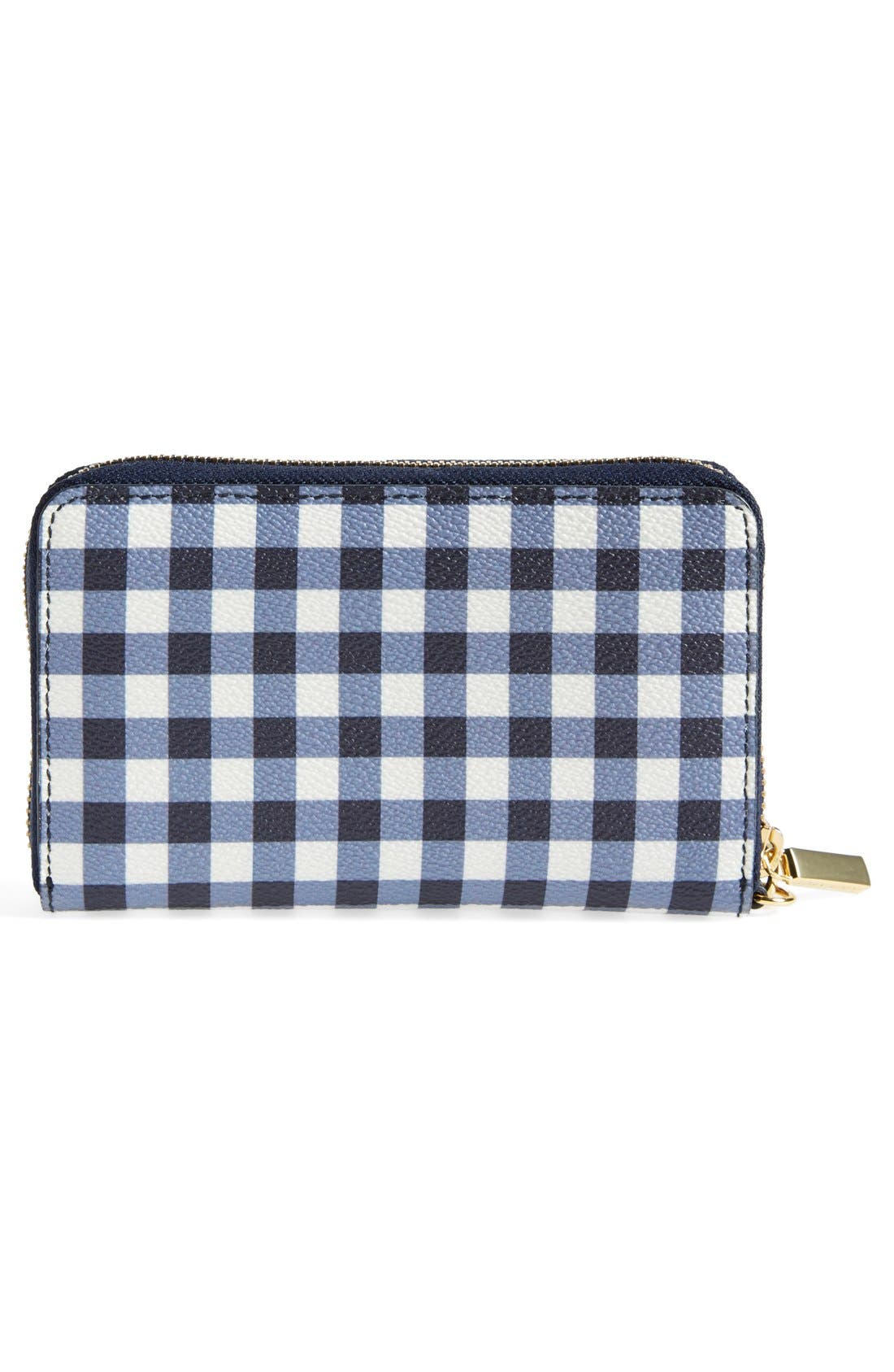 Alternate Image 3  - Tory Burch 'Robinson' Phone Wallet