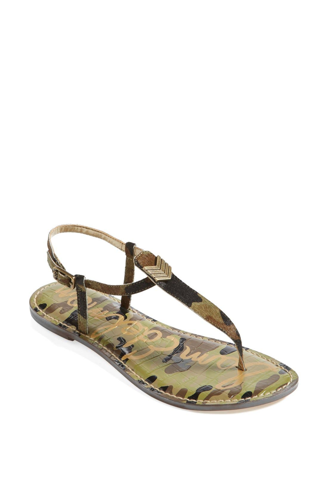 Alternate Image 1 Selected - Sam Edelman 'Gigi' Sandal (Limited Edition)