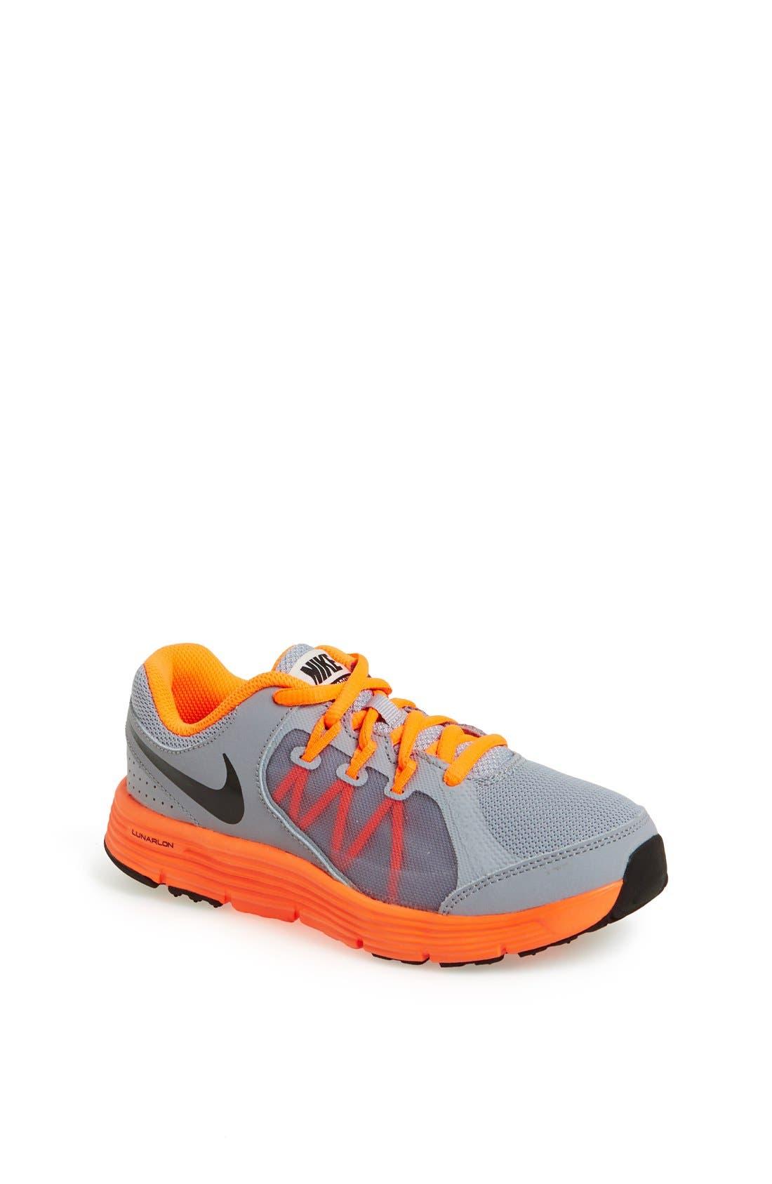 Alternate Image 1 Selected - Nike 'Lunar Forever 3' Running Shoe (Toddler & Little Kid)