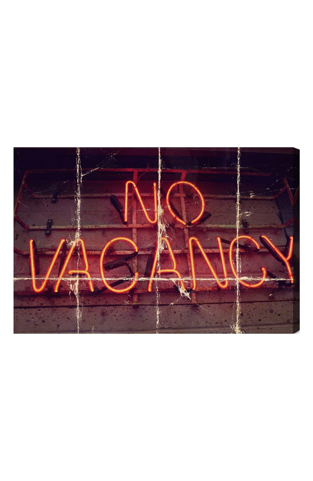 Alternate Image 1 Selected - Oliver Gal 'No Vacancy' Wall Art