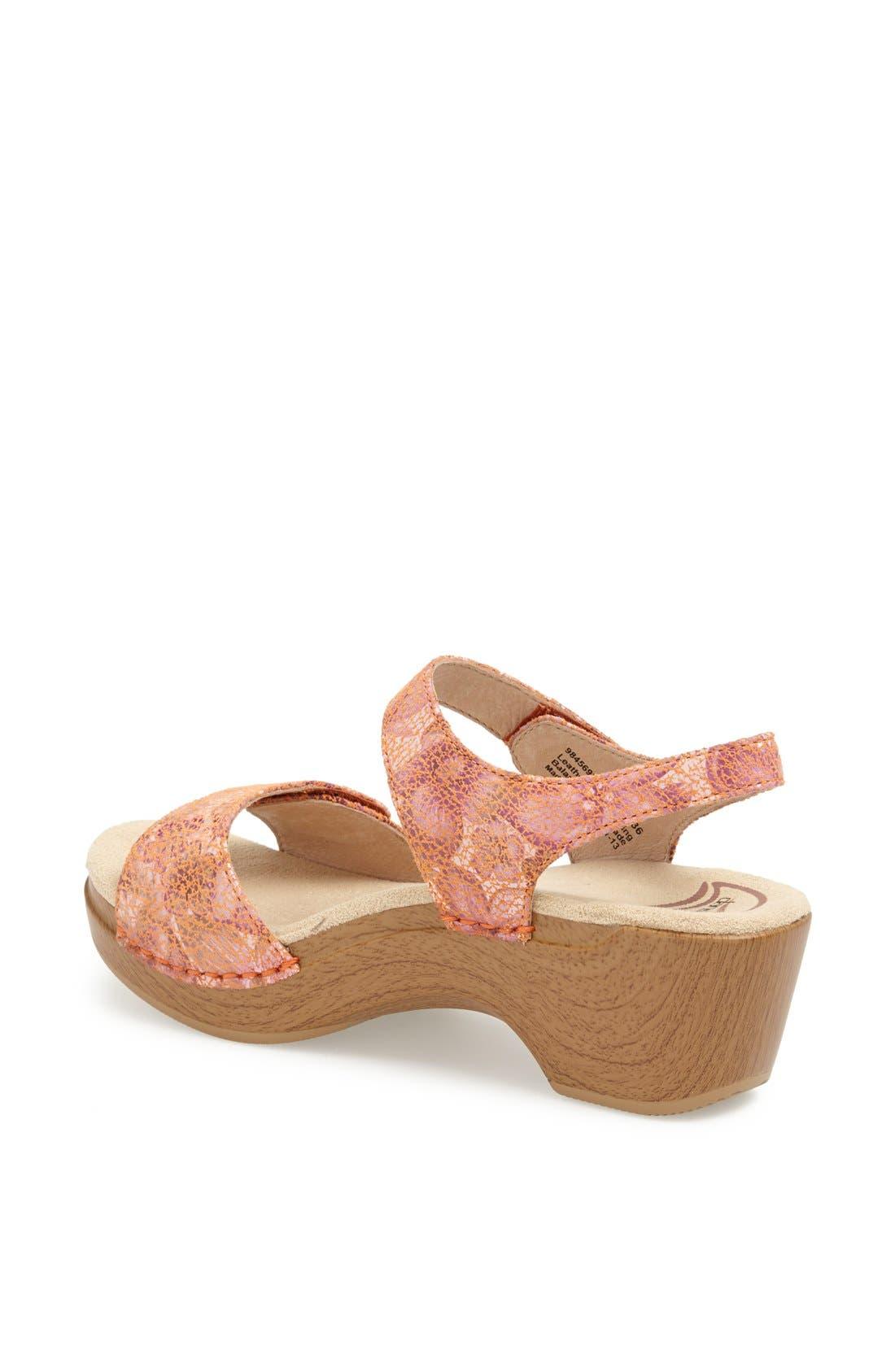 Alternate Image 2  - Dansko 'Sonnet' Sandal