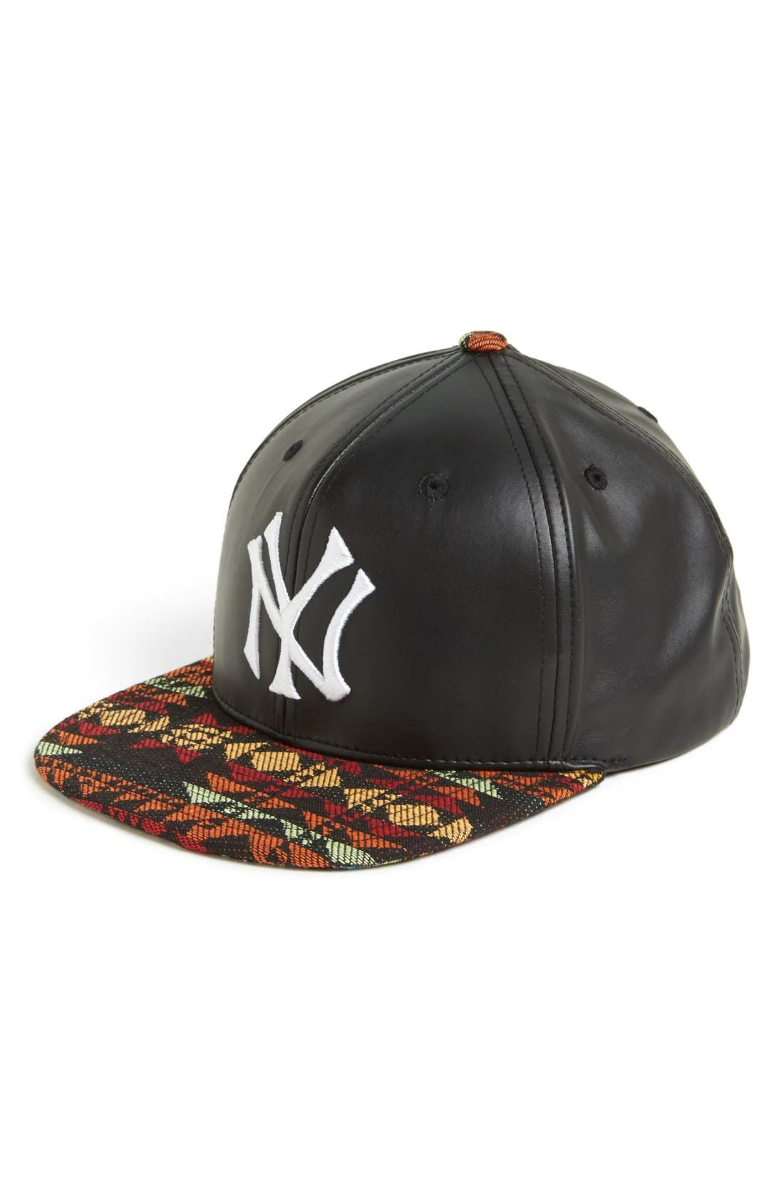 Main Image - American Needle 'Sleek - New York Yankees' Baseball Cap
