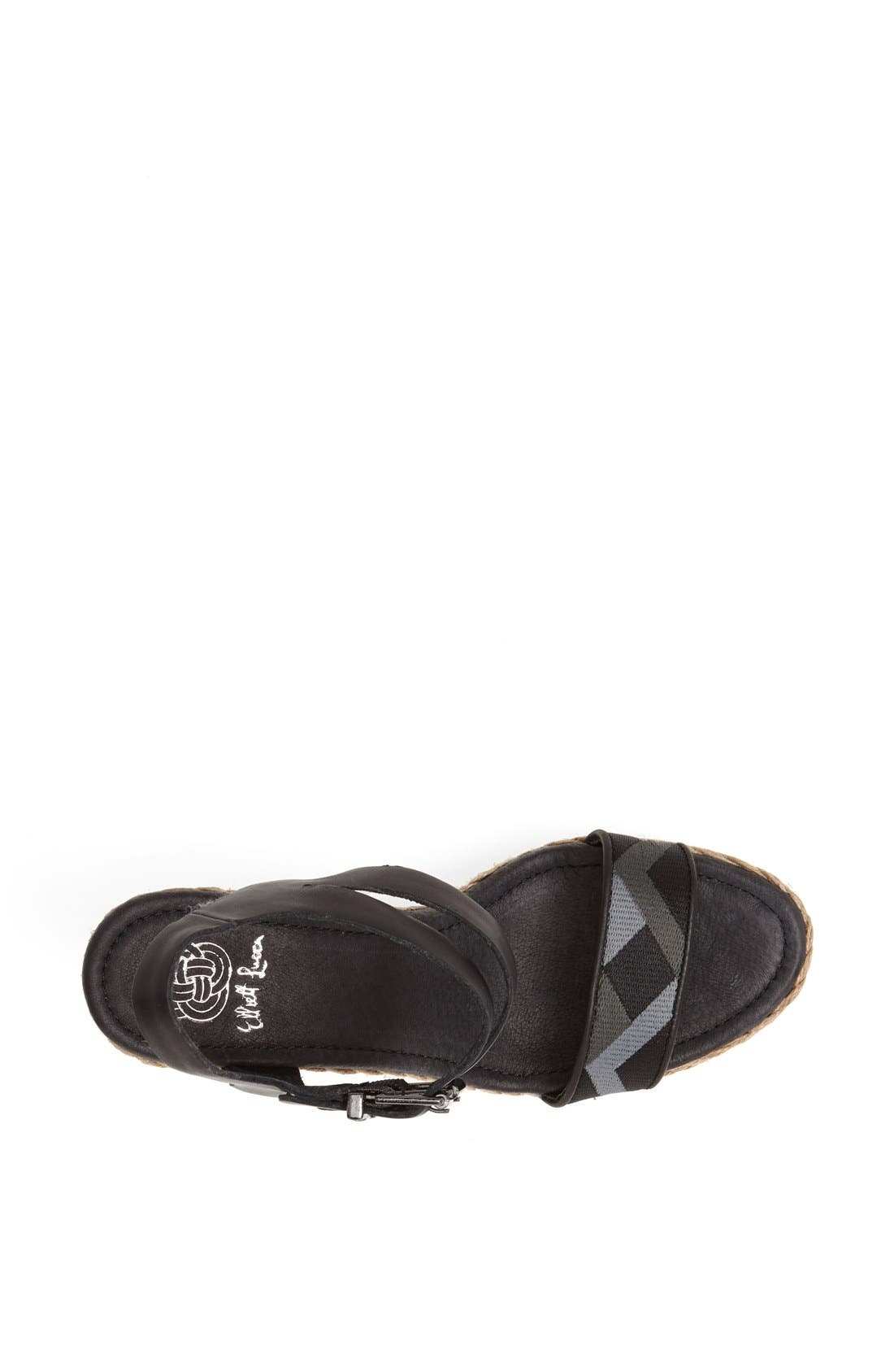 Alternate Image 3  - Elliott Lucca 'Giulia' Sandal
