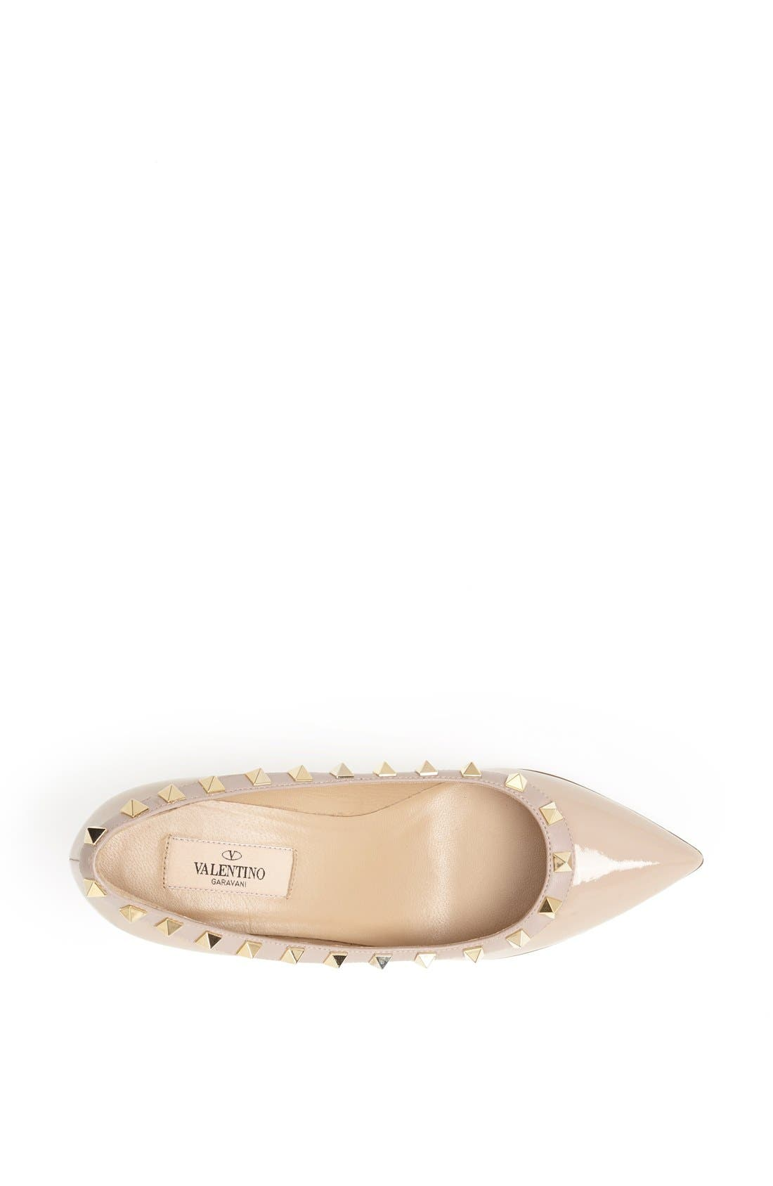 Alternate Image 3  - Valentino 'Rockstud' Wedge