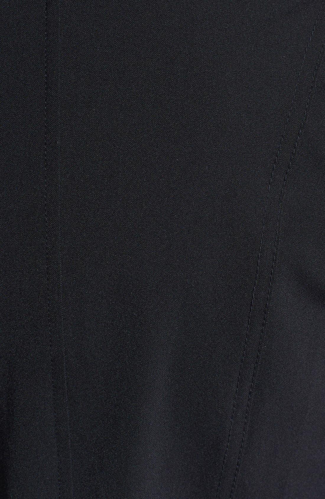 Alternate Image 3  - Nikki Rich Crop Military Jacket