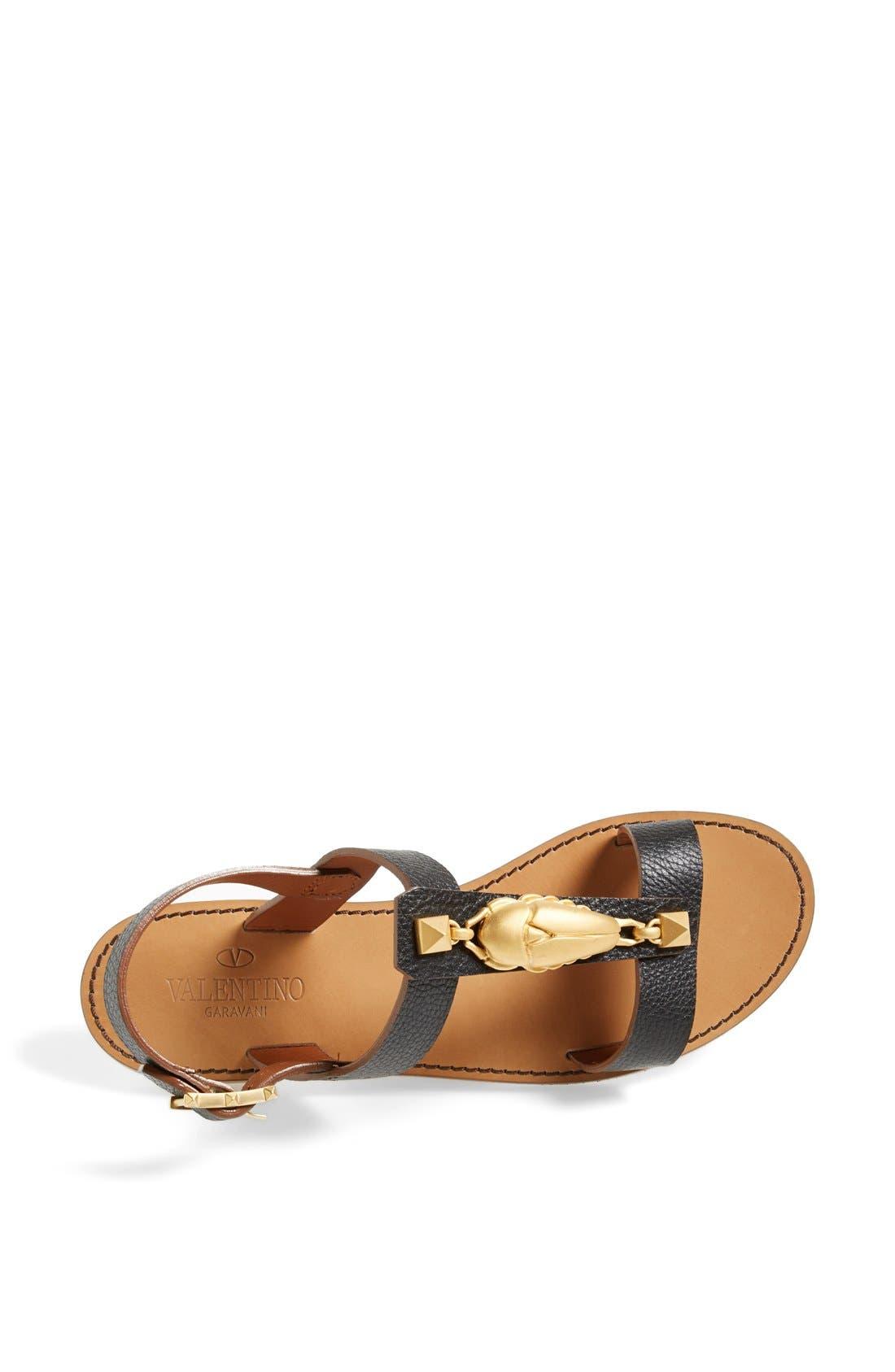Alternate Image 3  - Valentino 'Scarab' Sandal