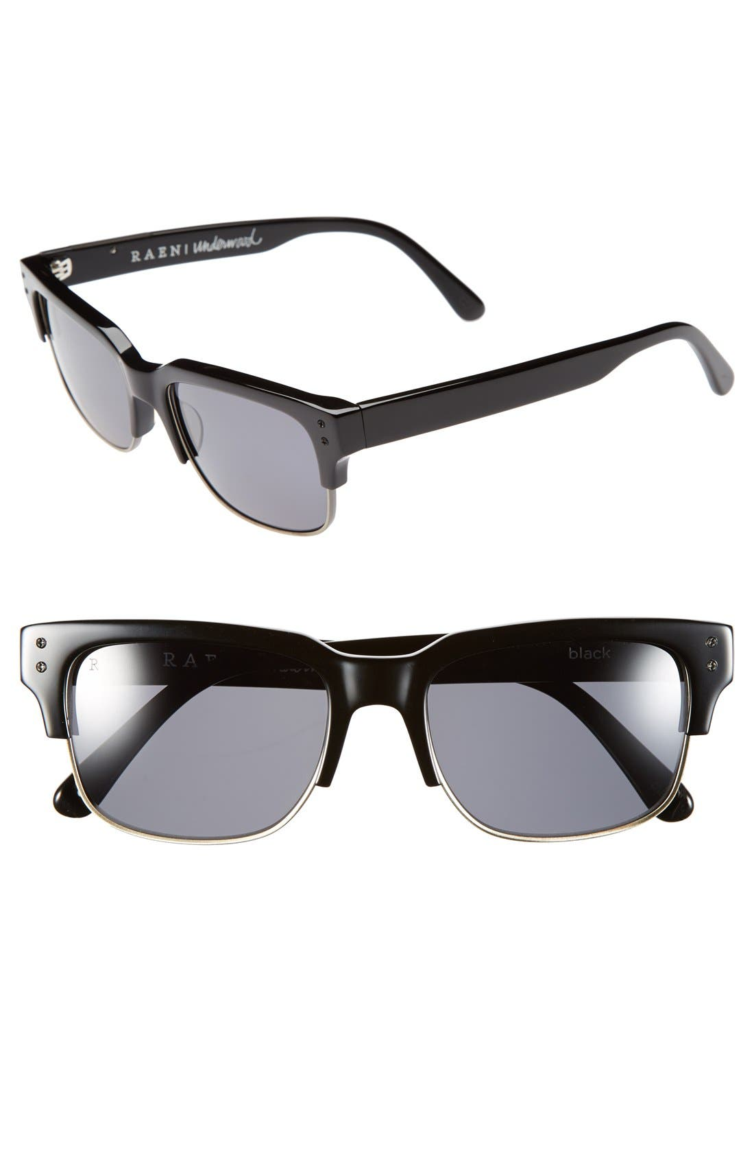 Main Image - RAEN 'Underwood' 53mm Polarized Sunglasses