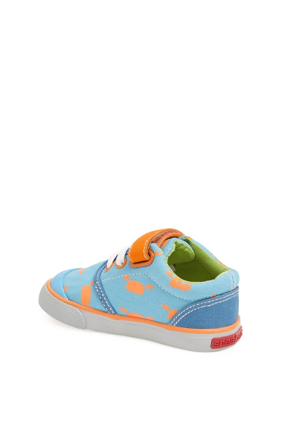 Alternate Image 2  - See Kai Run 'Dieter' Sneaker (Baby, Walker & Toddler)