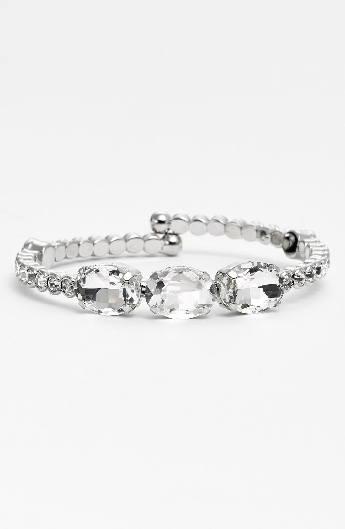 Alternate Image 1 Selected - Nordstrom 'Occasion' Crystal Cuff