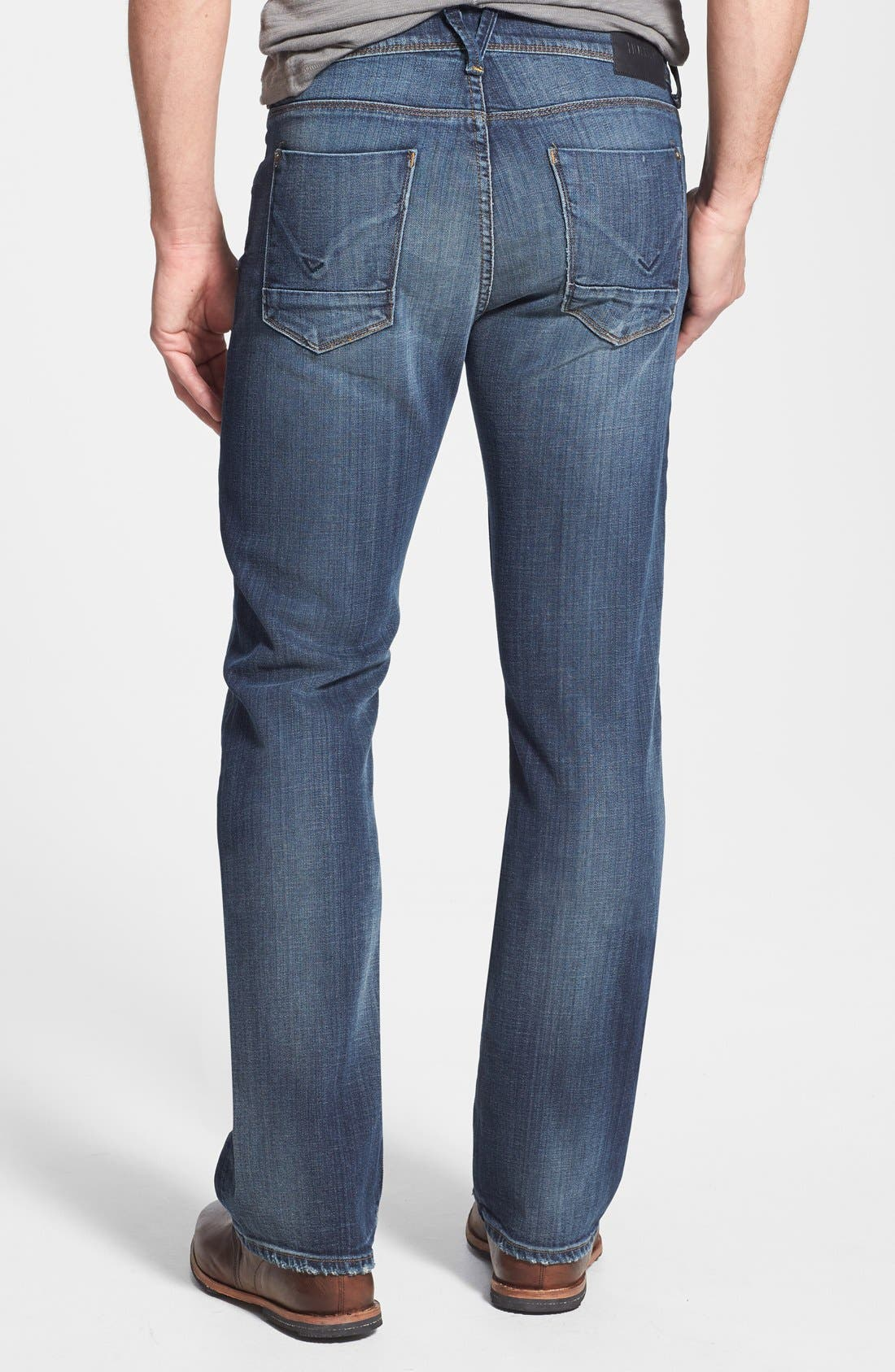 Alternate Image 2  - Hudson Jeans 'Clifton' Bootcut Jeans (Down South)