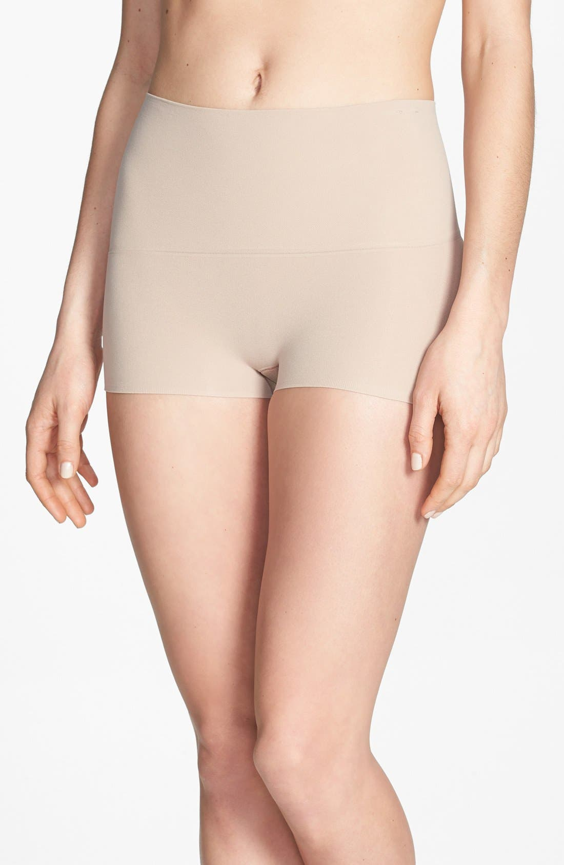 Alternate Image 1 Selected - SPANX® 'Haute Contour' Smoother Shorts