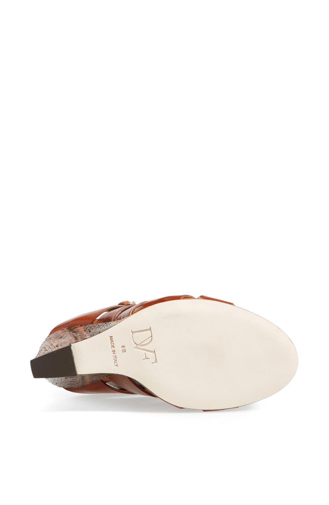 Alternate Image 4  - Diane von Furstenberg 'Wave' Wedge Sandal