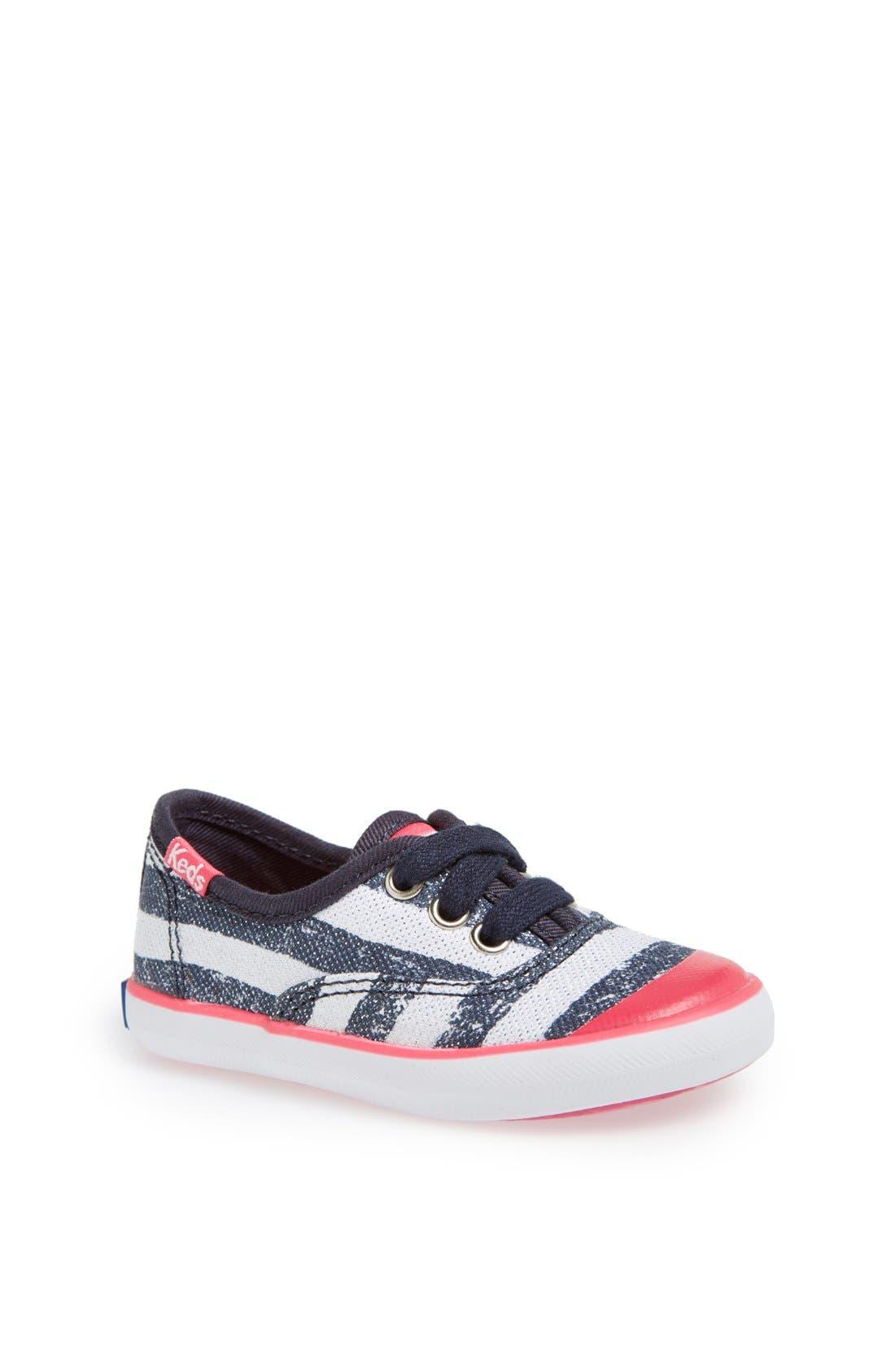 Alternate Image 1 Selected - Keds® 'Champion K' Sneaker (Walker & Toddler)