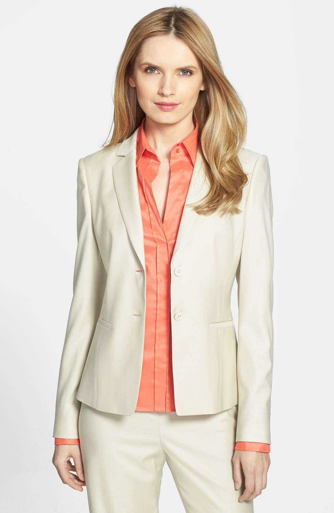 Alternate Image 1 Selected - BOSS 'Jakely' Suiting Jacket