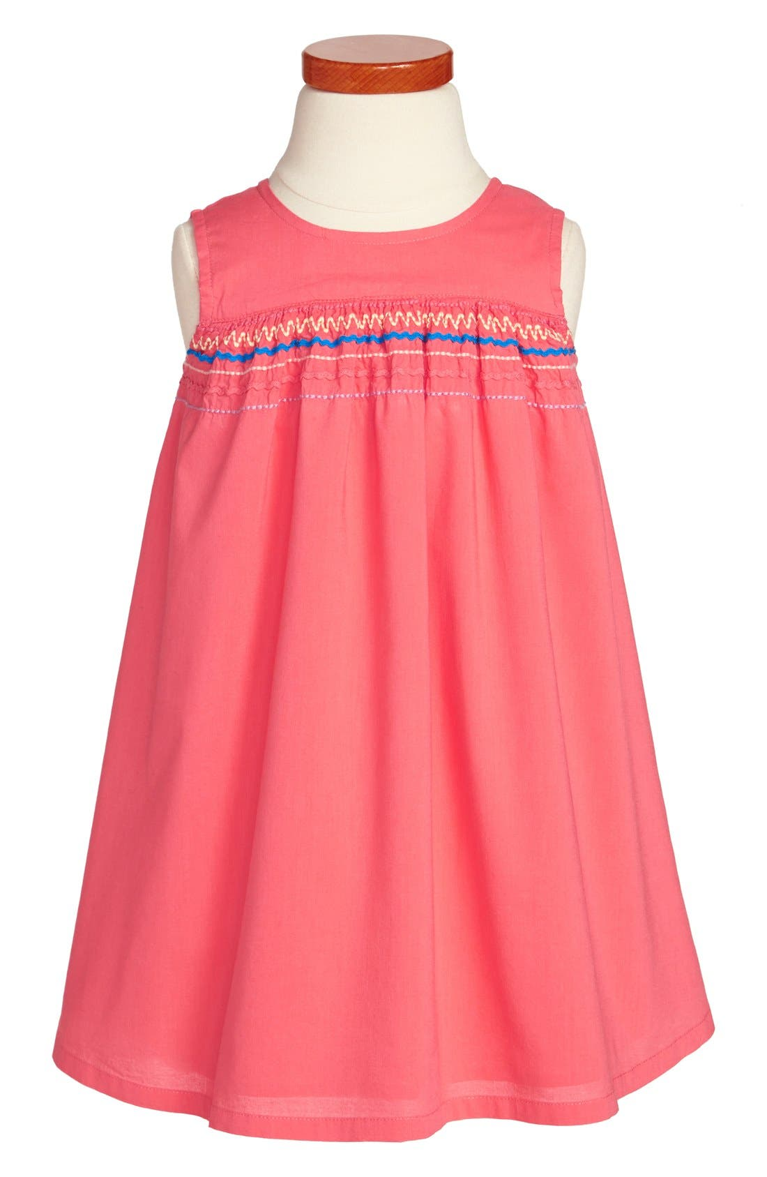 Main Image - Tucker + Tate 'Lynn' Dress (Little Girls & Big Girls)