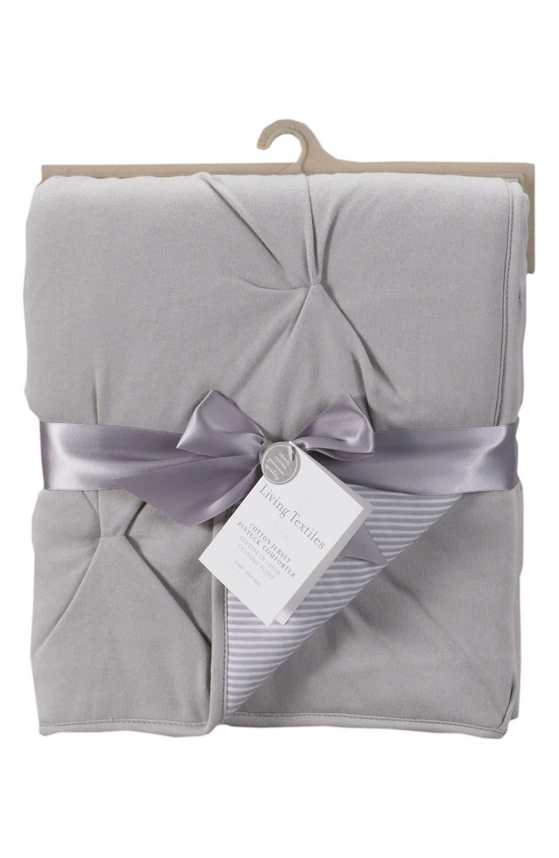 Living Textile Pintuck Comforter