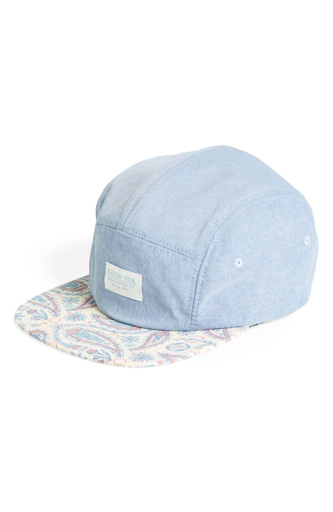 Alternate Image 1 Selected - Katin Paisley Hat