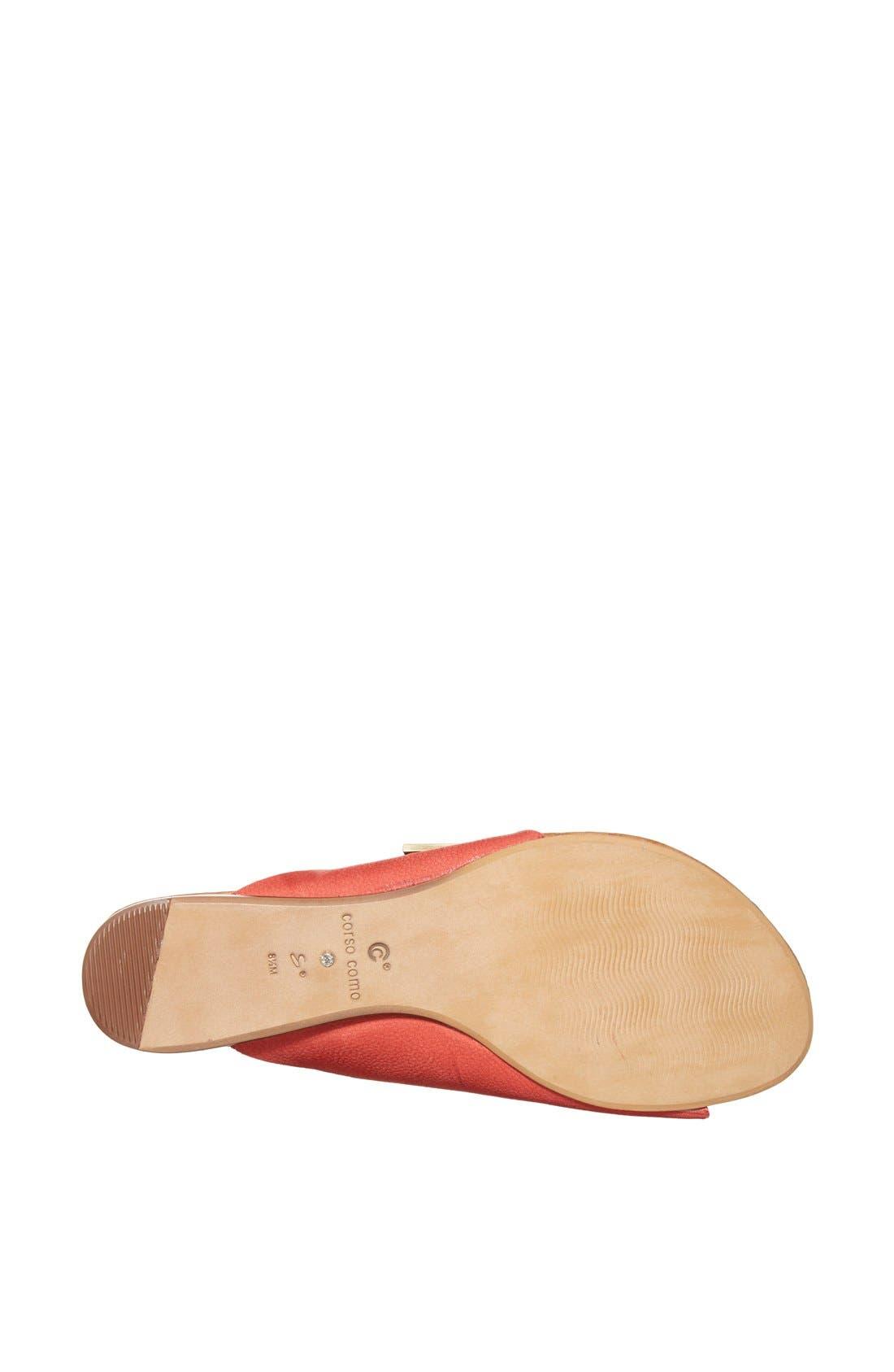 Alternate Image 4  - Corso Como 'Slim' Sandal
