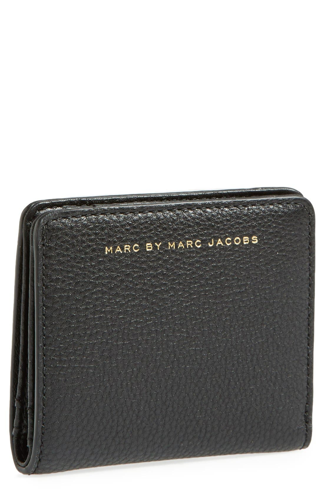 Main Image - MARC BY MARC JACOBS 'Sophisticato Emi' Leather Wallet